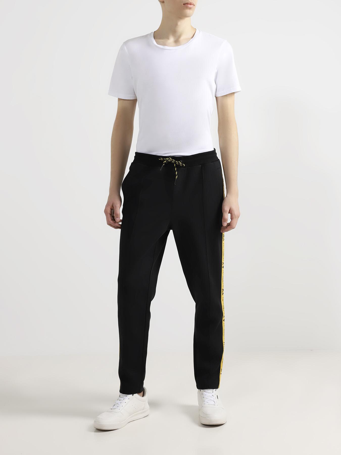 Брюки Armani Exchange Спортивные брюки брюки armani exchange свободные брюки