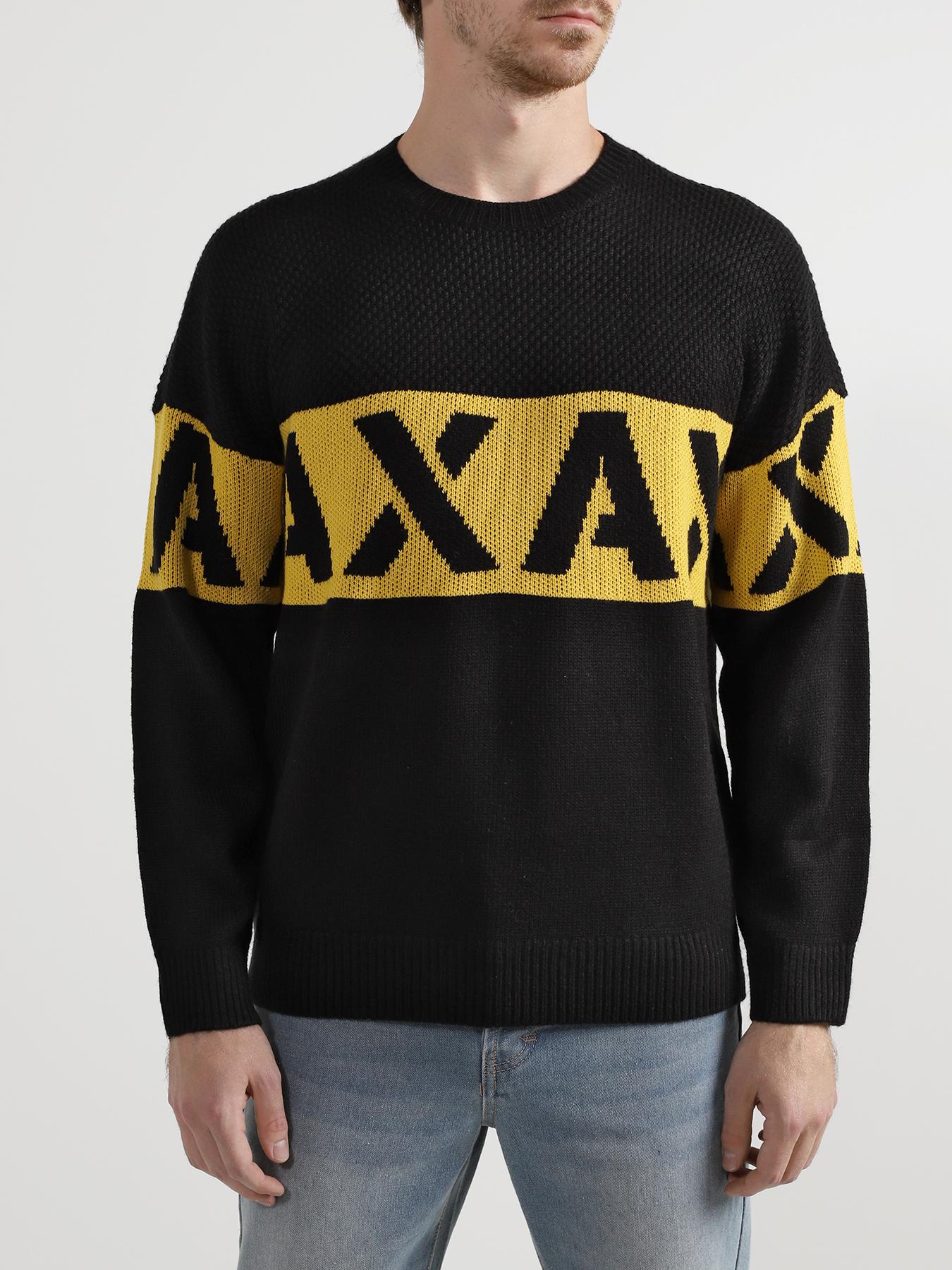 Armani Exchange Armani Exchange Мужской свитер