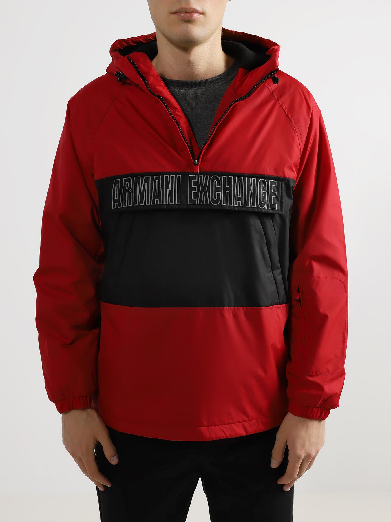 Куртки Armani Exchange Анорак