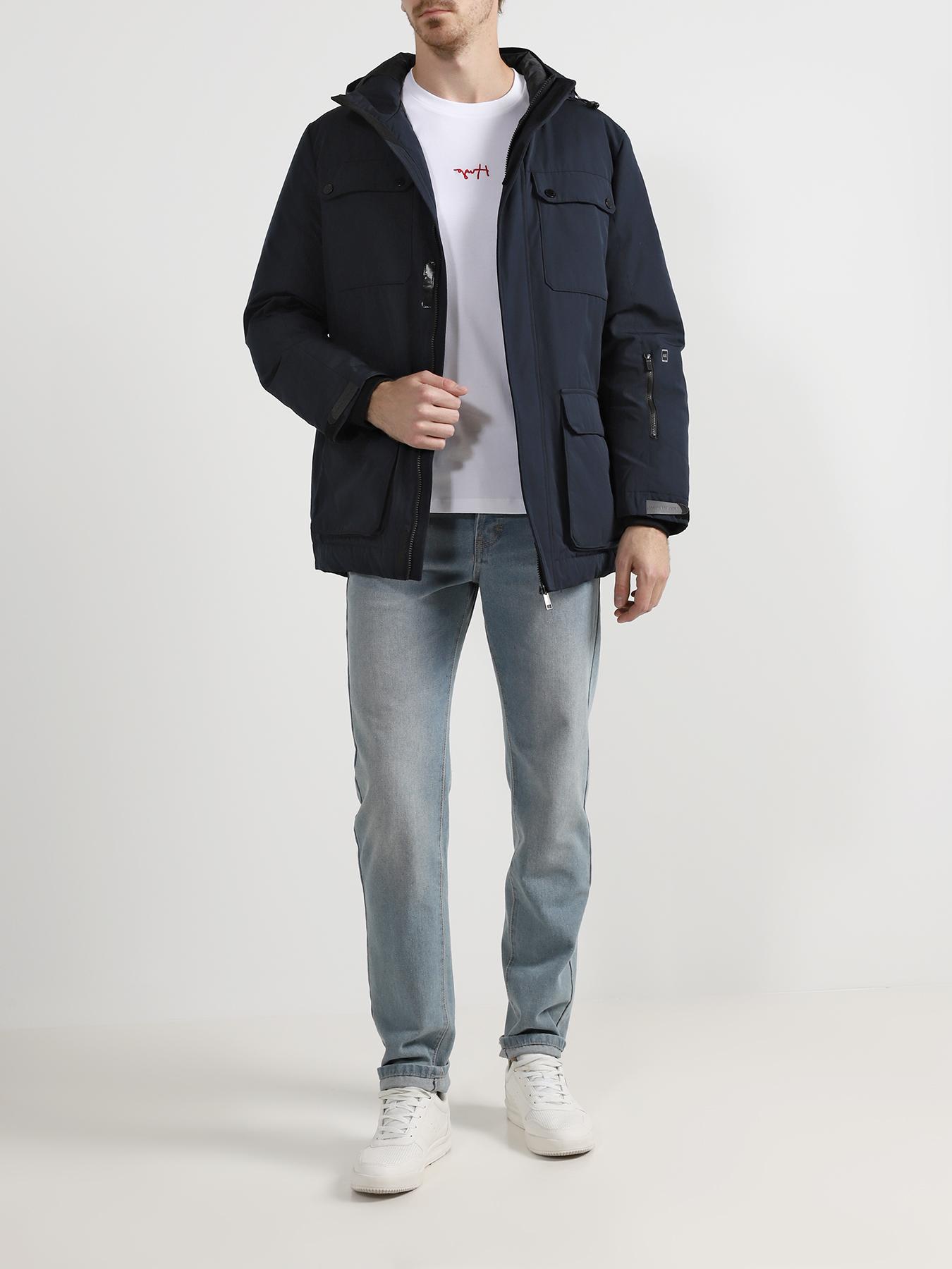 Фото - Пальто Armani Exchange Куртка sinobi 1178