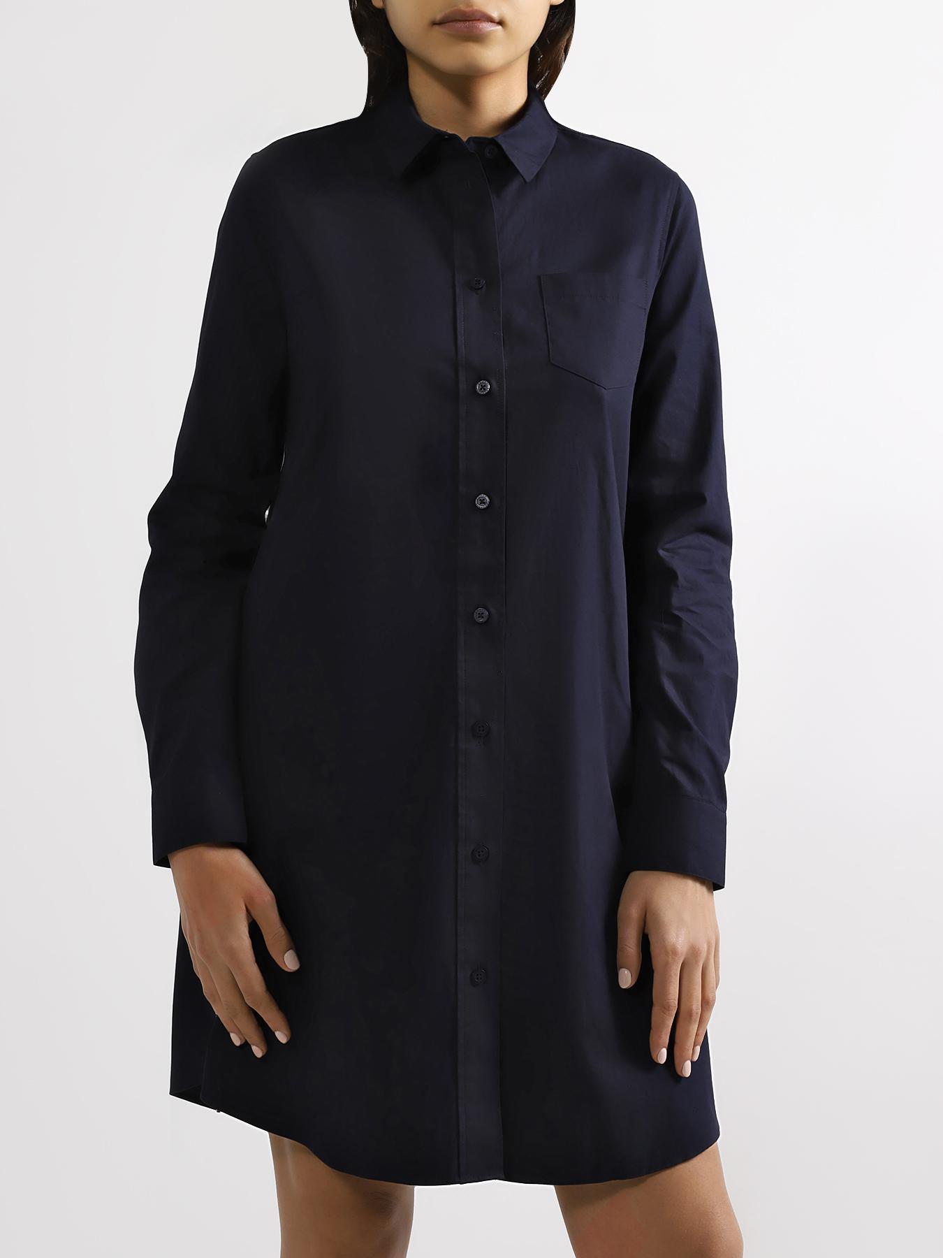 Armani Exchange Armani Exchange Платье-рубашка