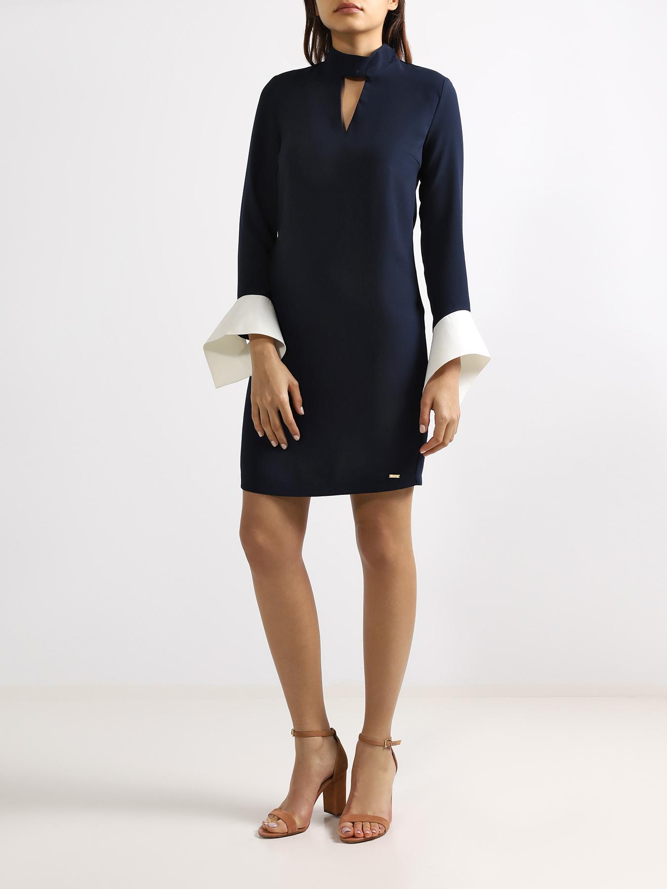 Платье Armani Exchange Женское платье женское платье onfine leo 2015 onfine 2015 cool