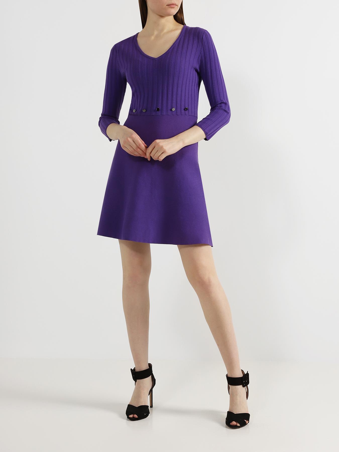 Платье Armani Exchange Женское платье-мини
