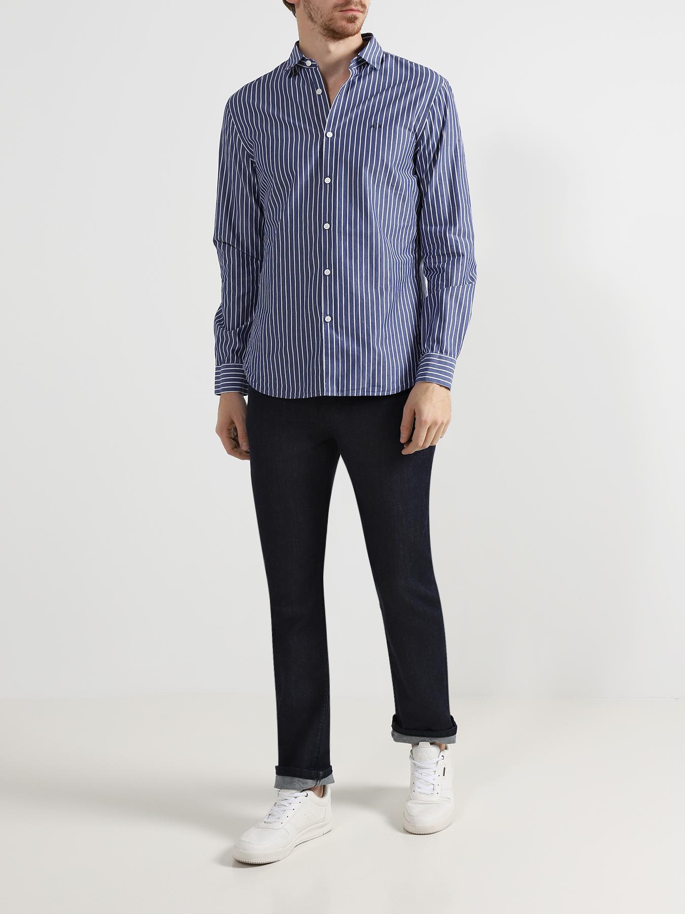 Рубашка Armani Exchange Мужская рубашка