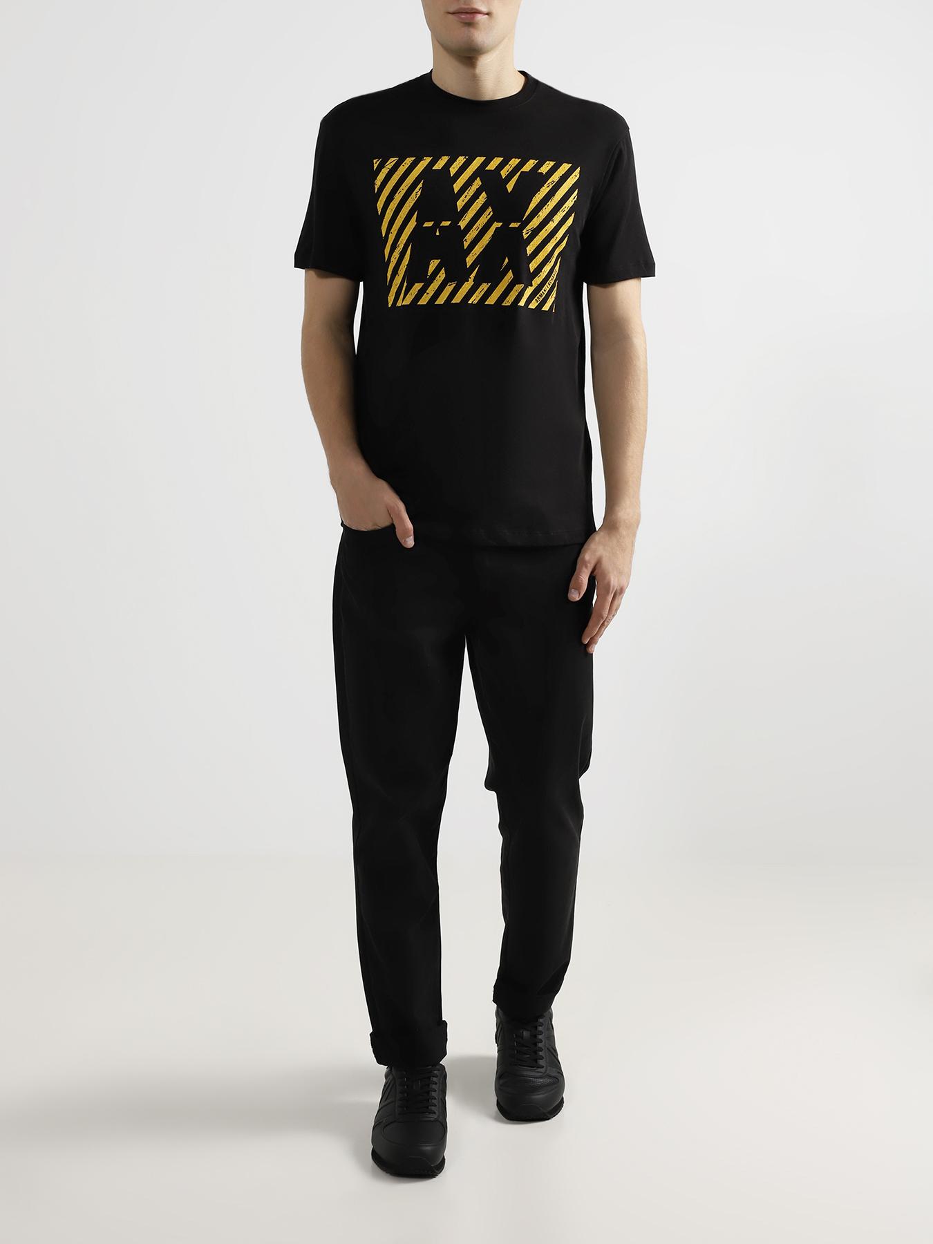 Фуфайка Armani Exchange Мужская футболка