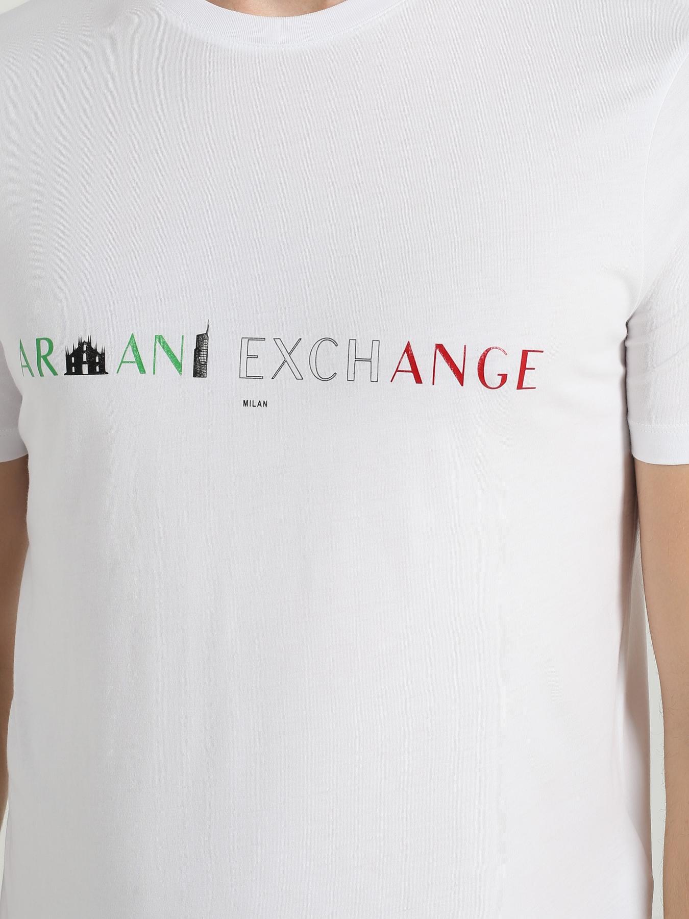 Armani Exchange Футболка 353500-045 Фото 3