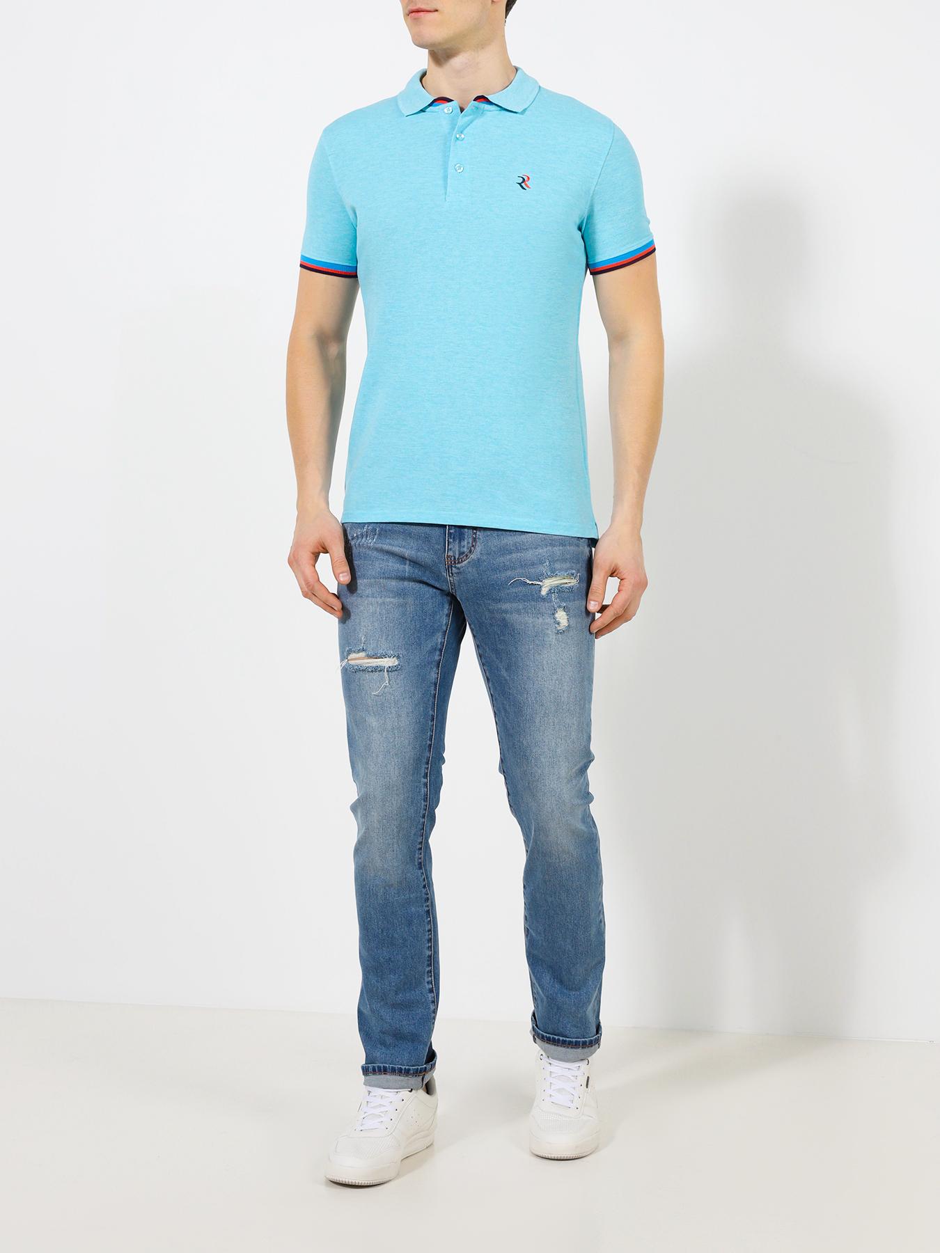 Брюки Korpo Two Зауженные джинсы