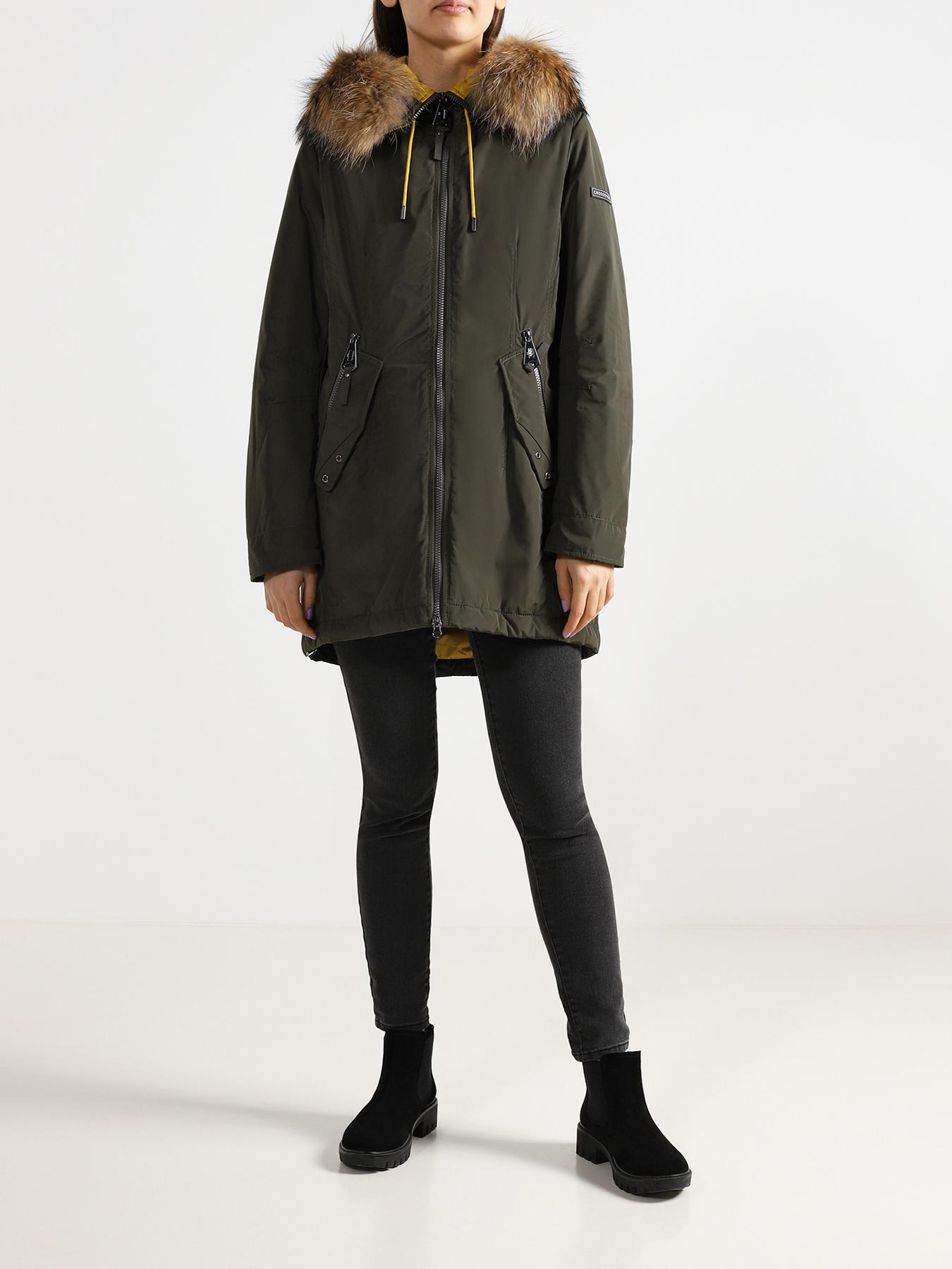 Куртка Betty Barclay Парка с мехом