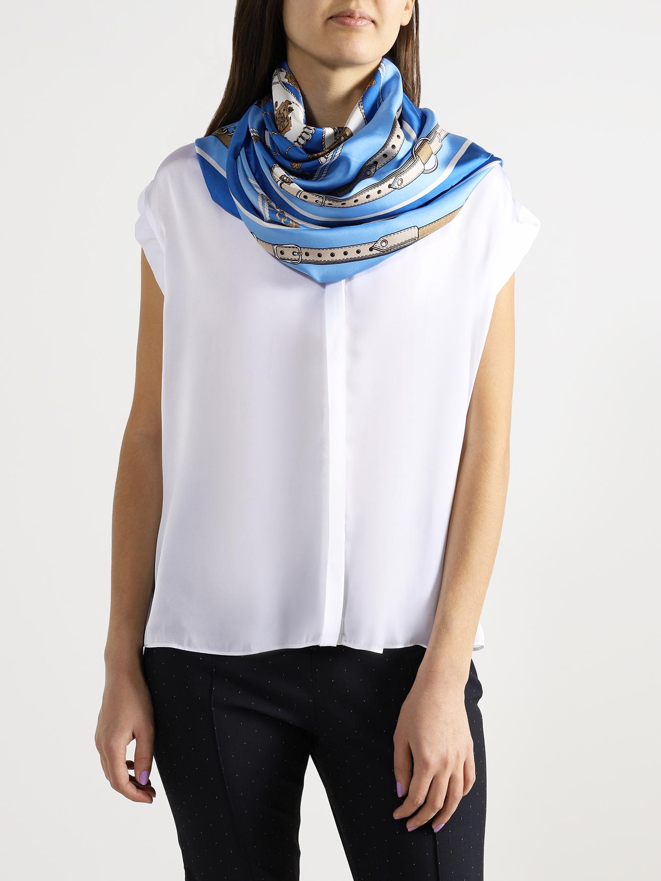 Платок Alessandro Manzoni Шелковый платок