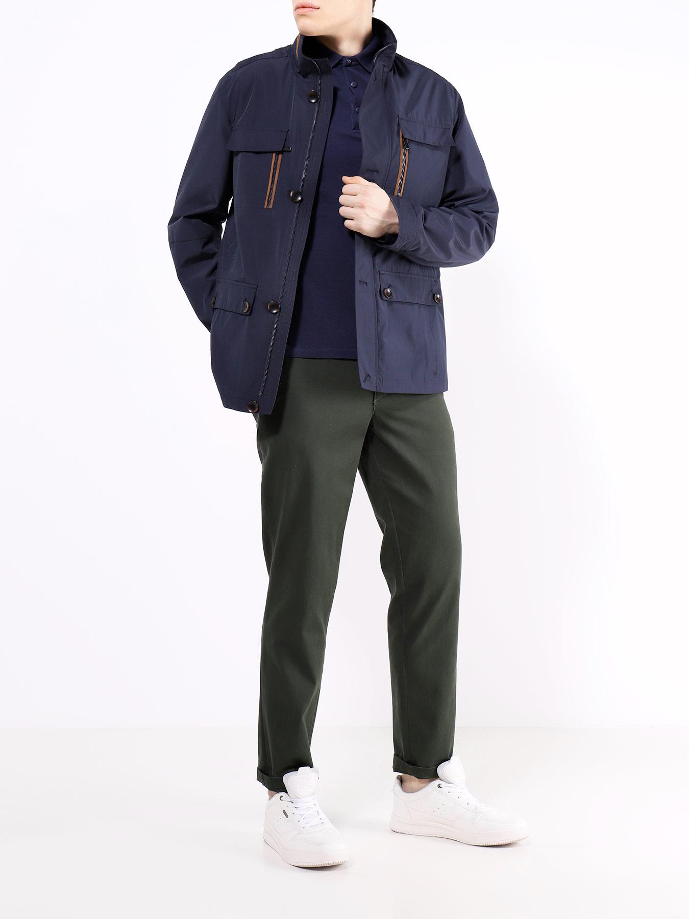 Alessandro Manzoni Jeans Куртка фото
