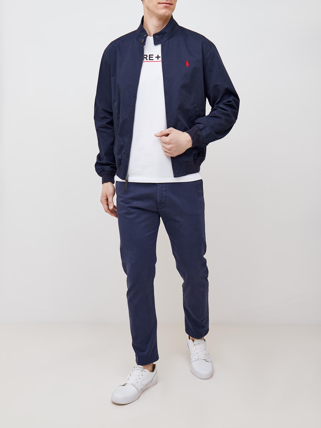 Куртка Polo Ralph Lauren Бомбер кеды polo ralph lauren polo ralph lauren po006amasym5