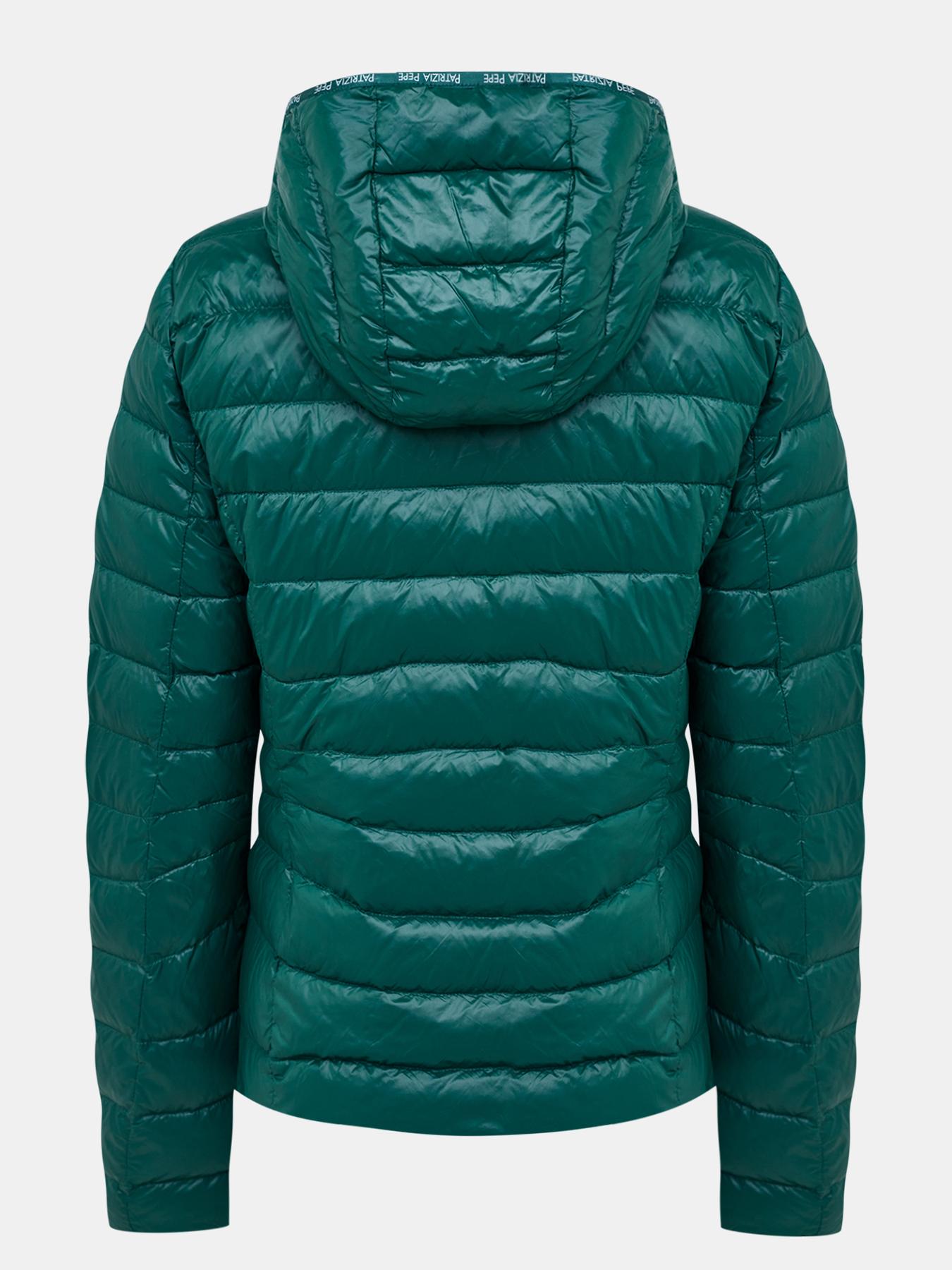 Куртка Patrizia Pepe Куртка с капюшоном куртка patrizia pepe 8l0210 a2hs k103