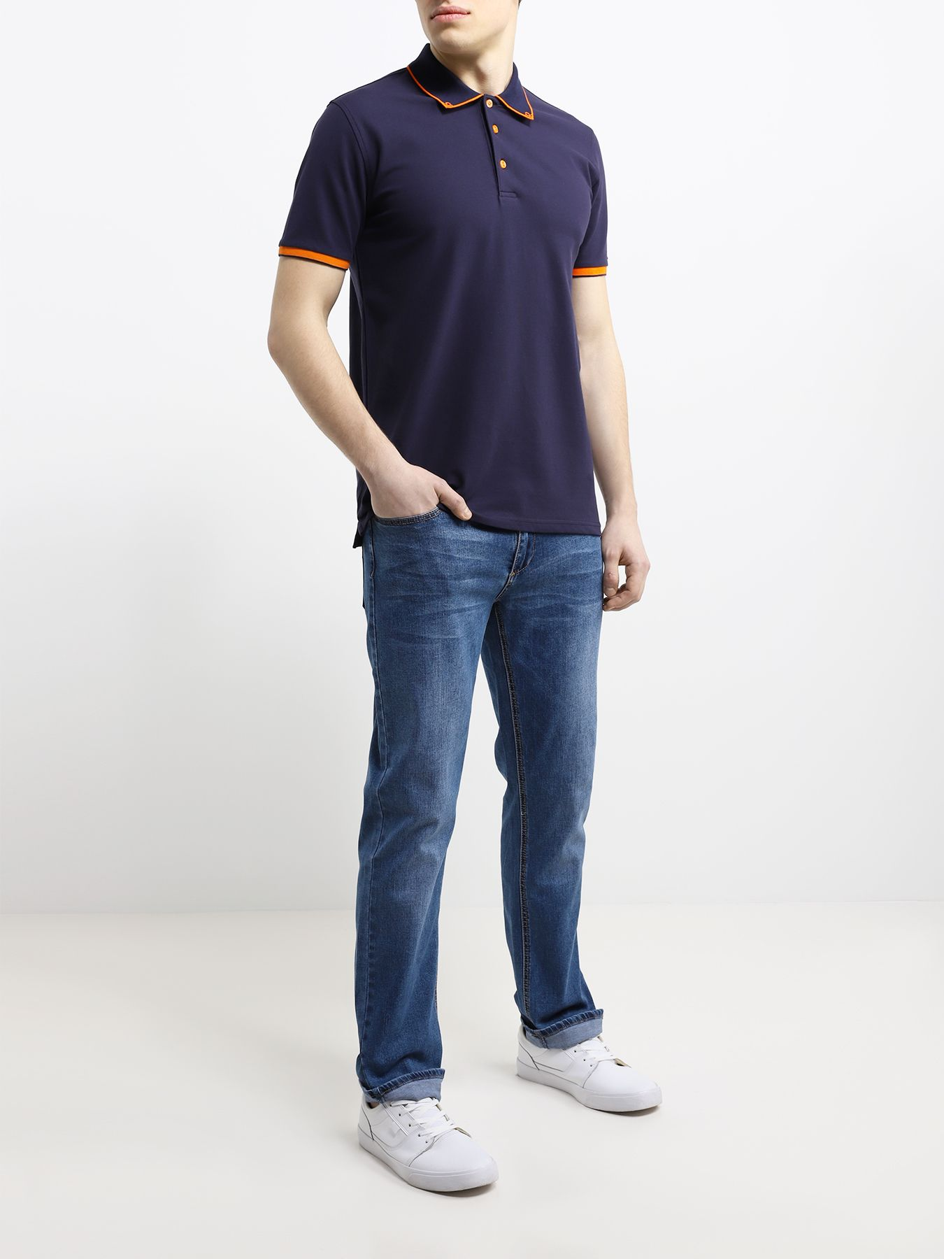 Брюки Alessandro Manzoni Jeans Прямые джинсы брюки ritter jeans прямые джинсы