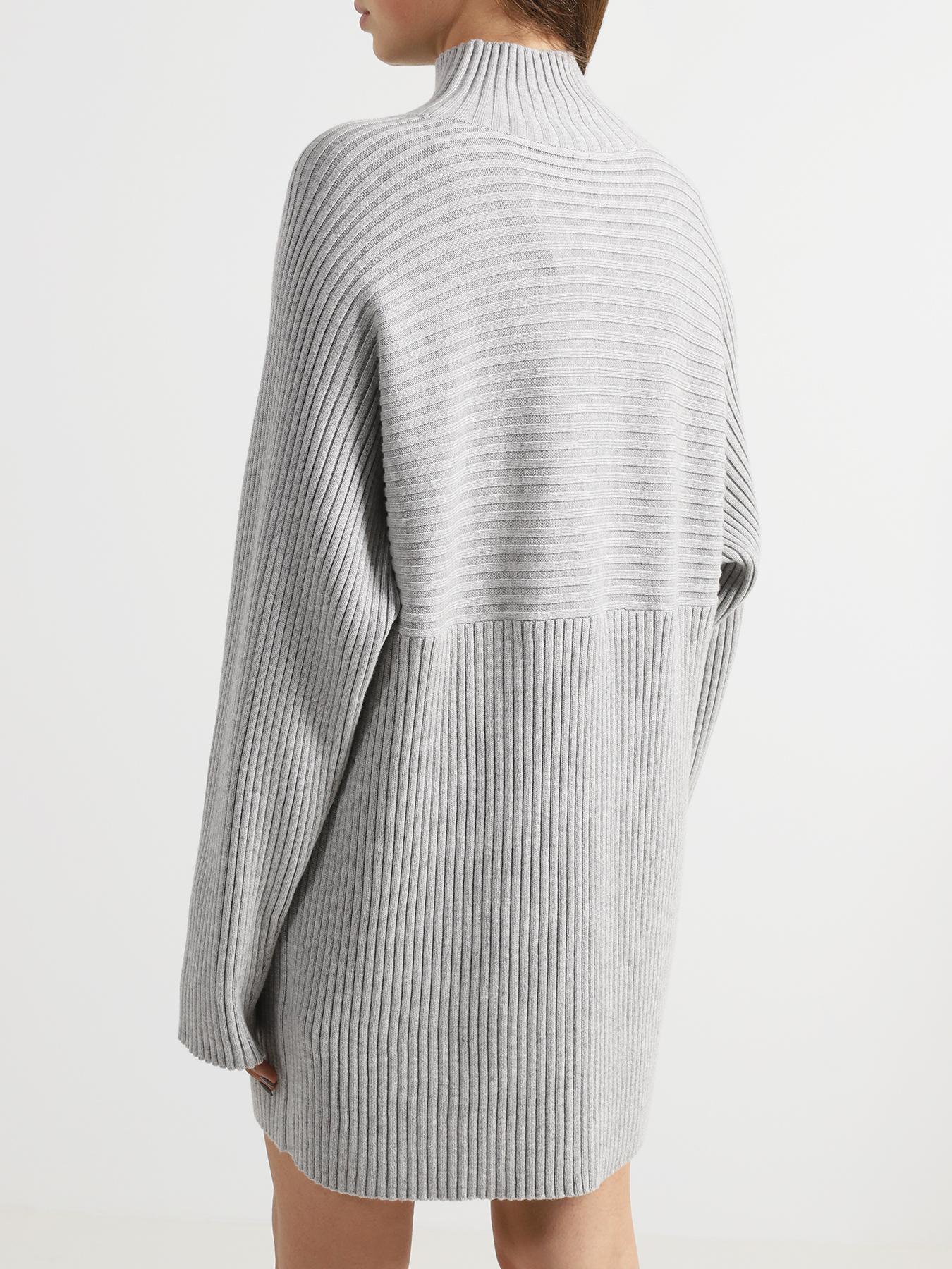 BOSS Длинный свитер Walleny 355877-044 Фото 2