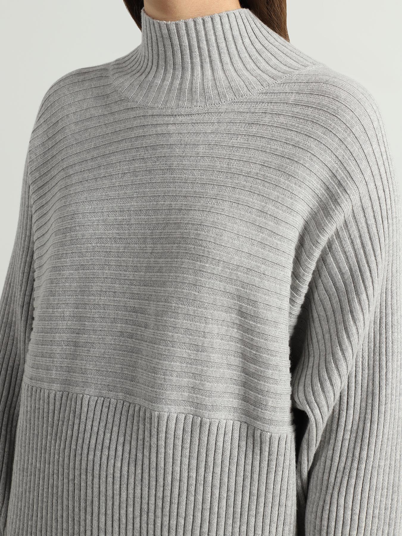 BOSS Длинный свитер Walleny 355877-044 Фото 3