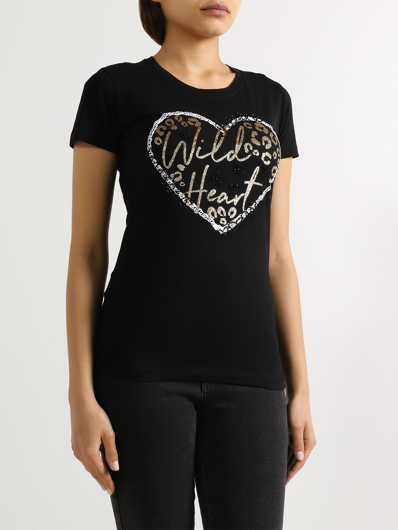 Rinascimento Rinascimento Хлопковая футболка
