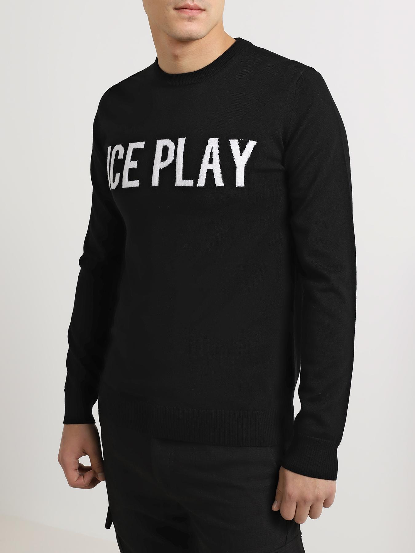 Ice Play Ice Play Мужской джемпер