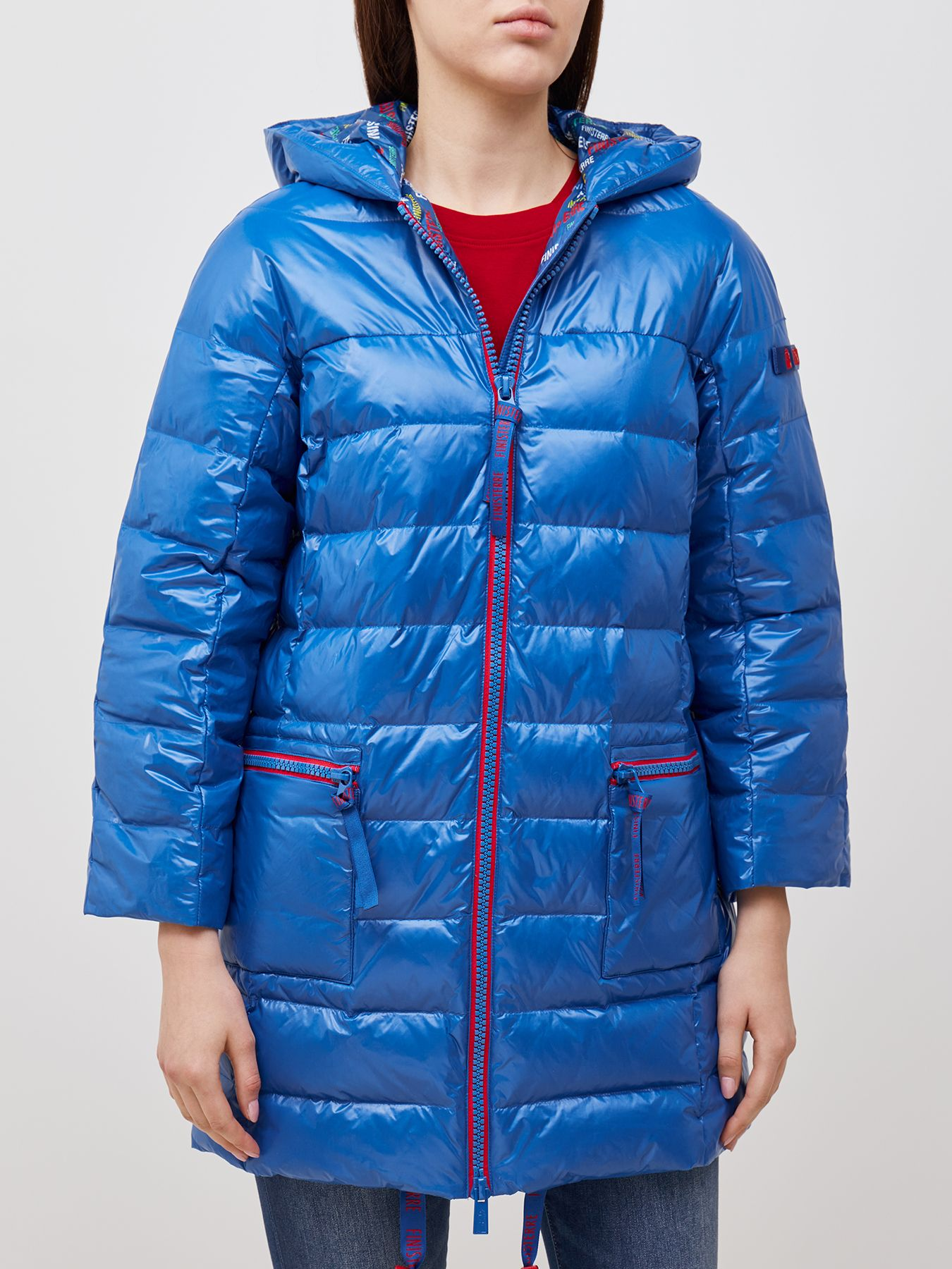 Finisterre Finisterre Удлиненная куртка