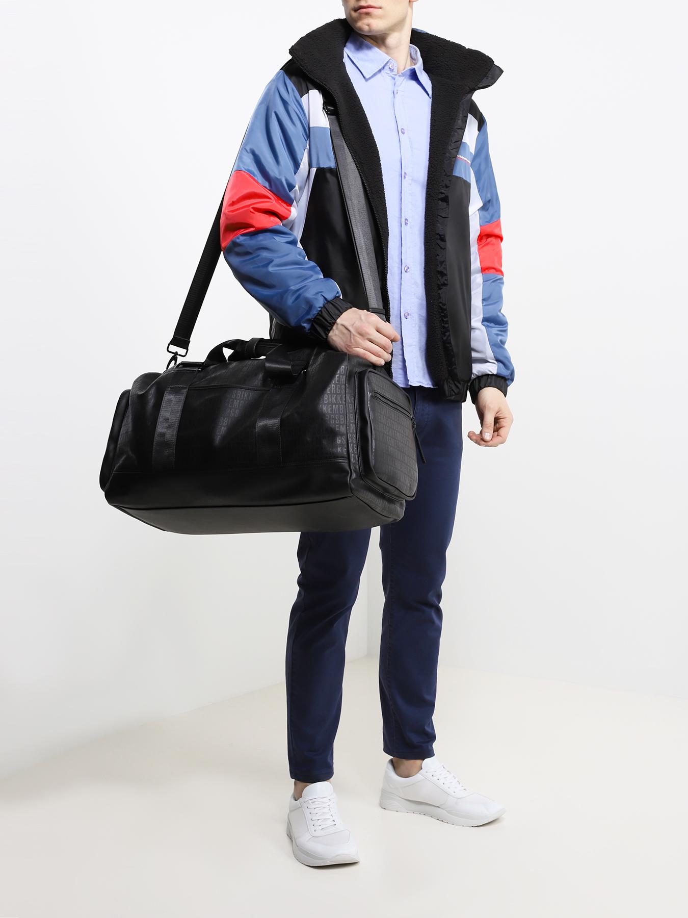 Сумка Bikkembergs Мужская сумка сумка
