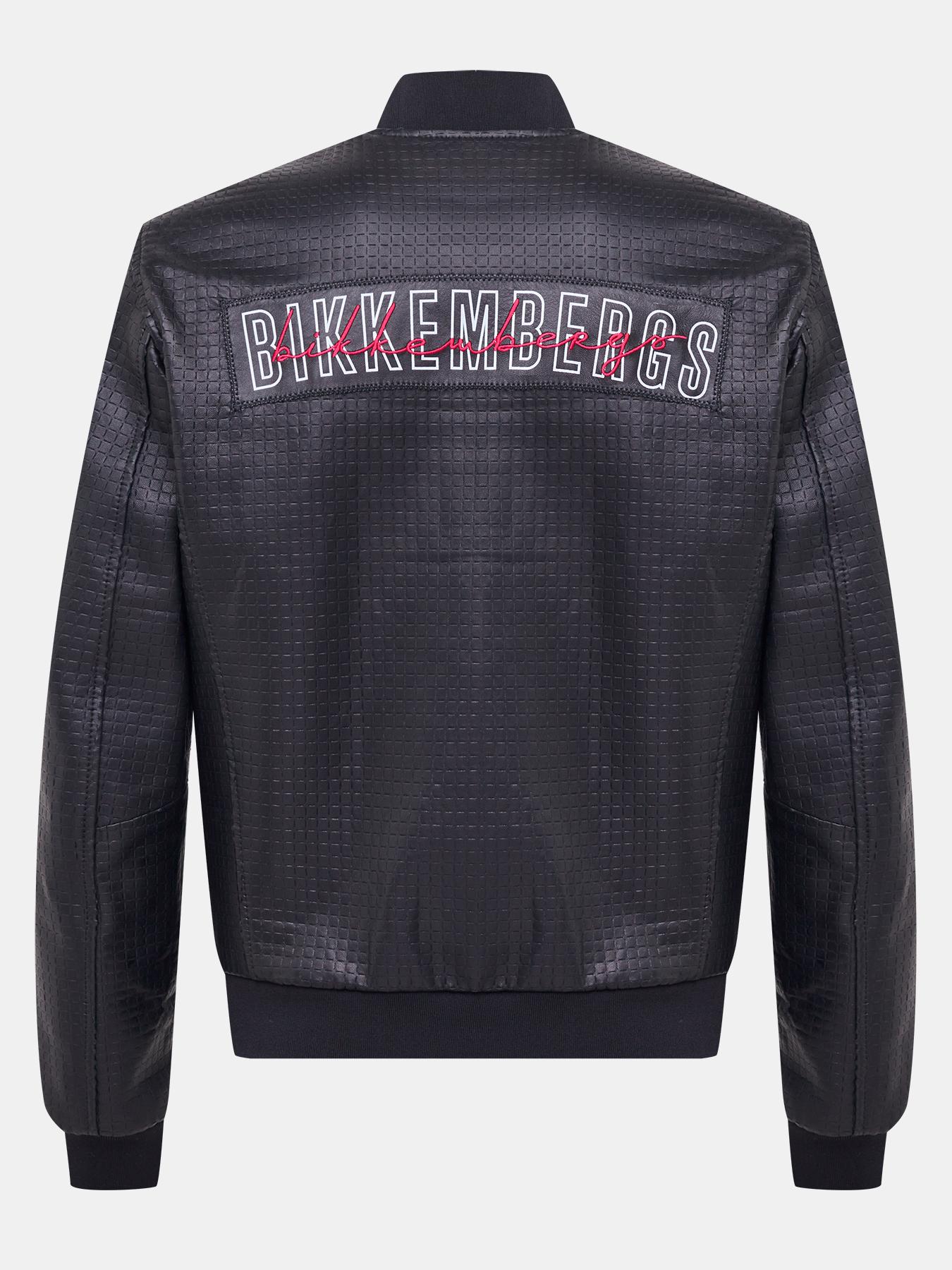 Куртка Bikkembergs Кожаная куртка