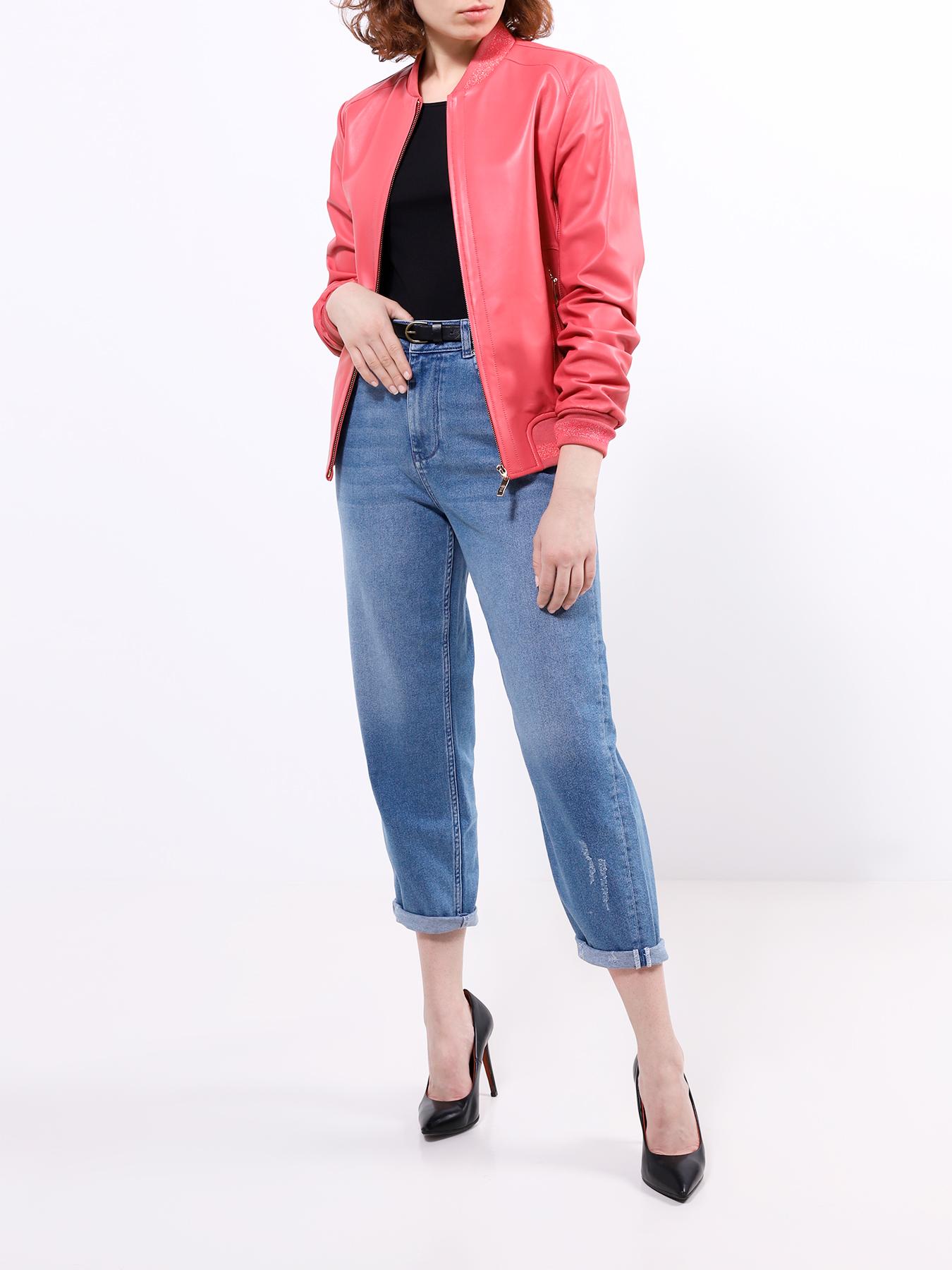 Куртка ORSA Couture Кожаная куртка недорого