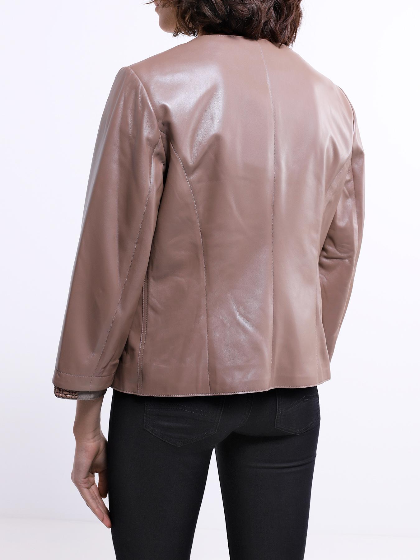 ORSA Couture Кожаная куртка фото