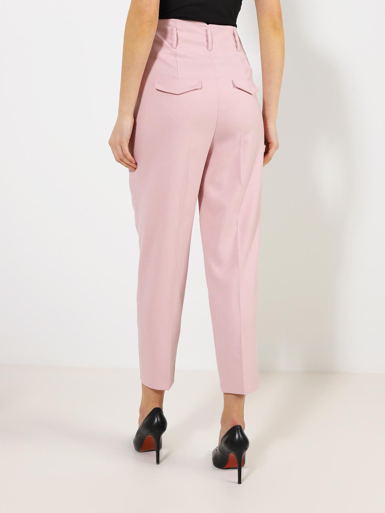 Luisa Cerano Свободные брюки 357227-022 Фото 2