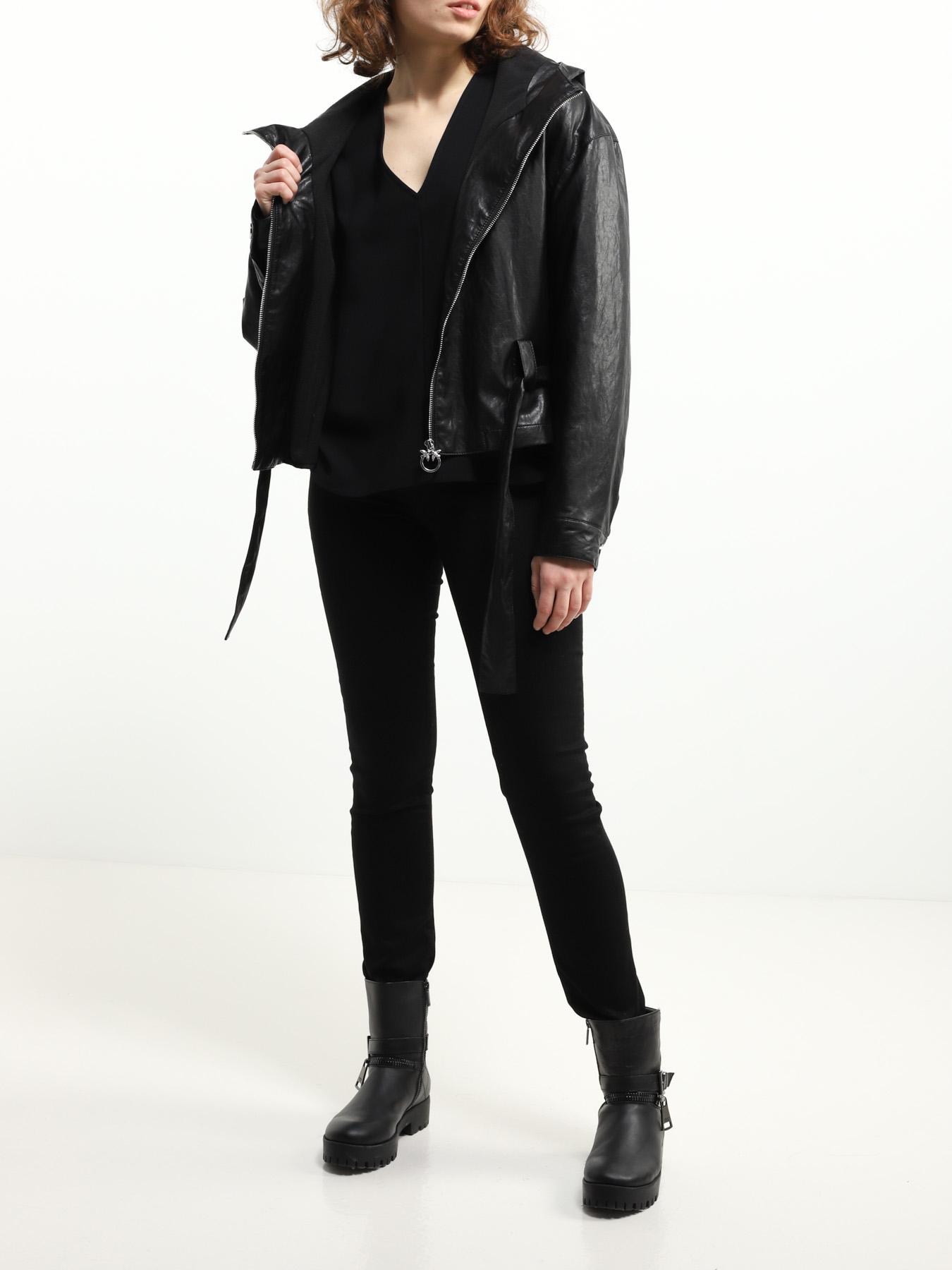 Куртка Pinko с поясом