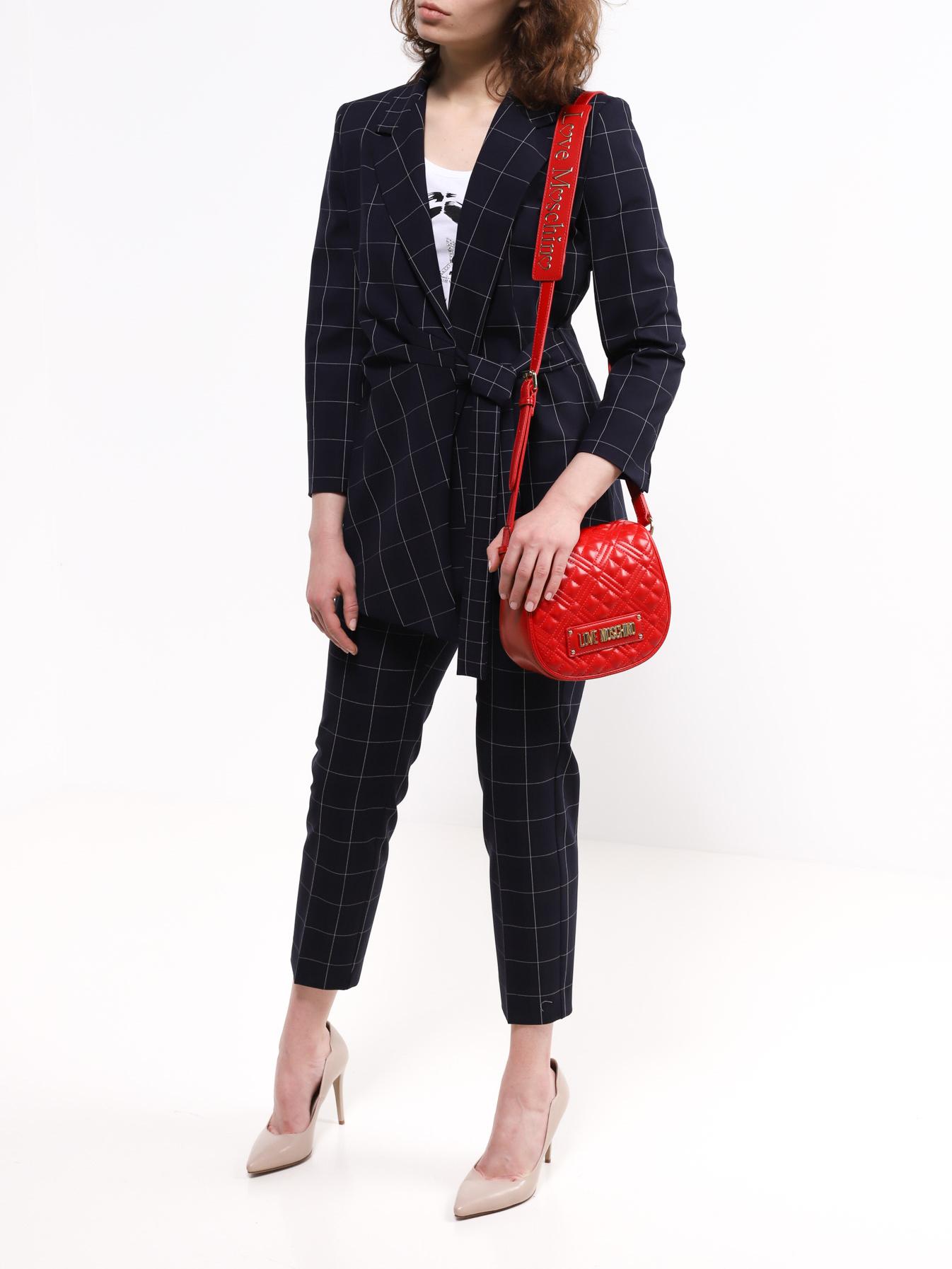 Фото - Сумка Love Moschino Женская сумка сумка женская 29 4e 001 8 цвет светло серый