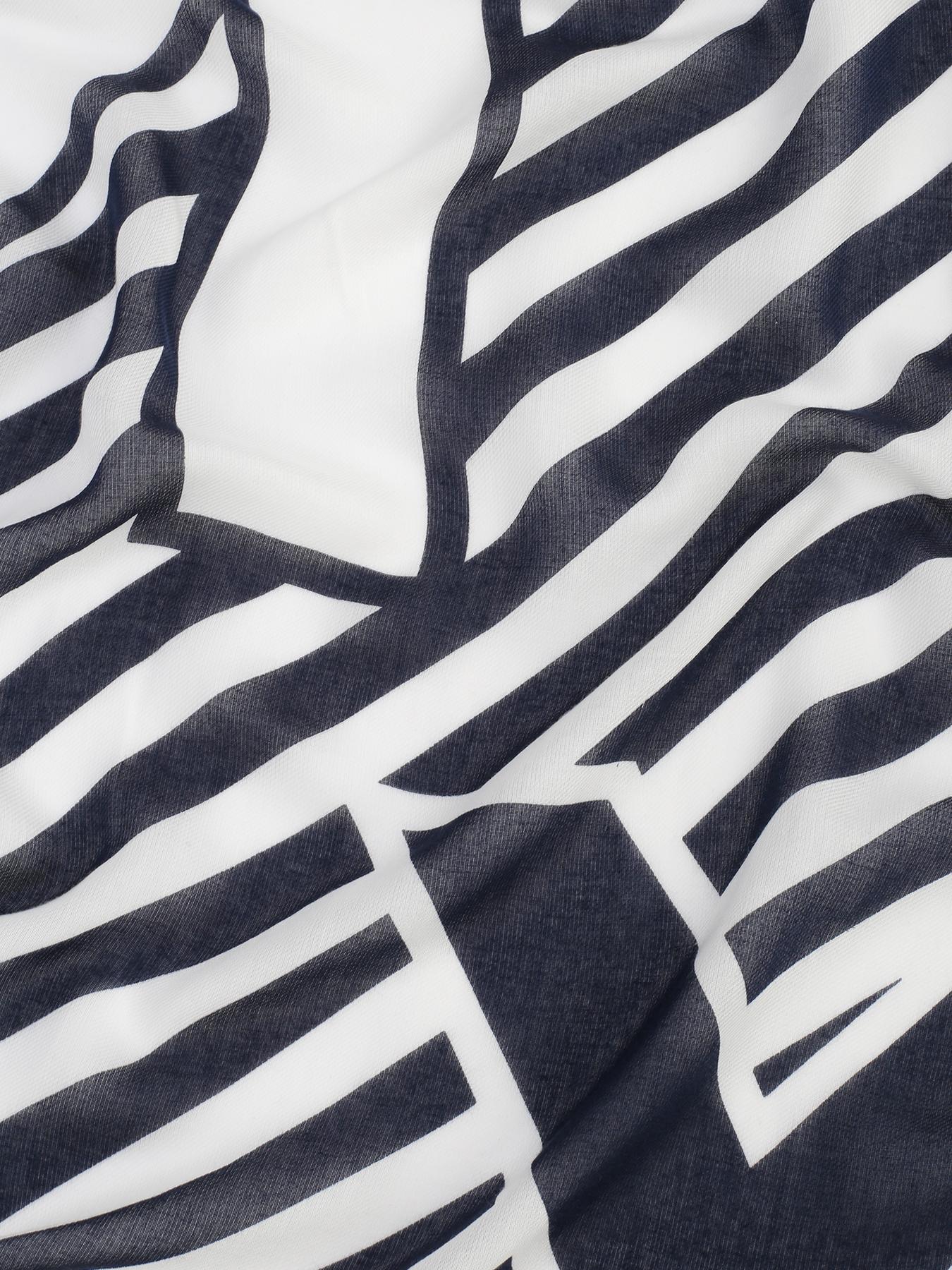 Платок Tommy Hilfiger Женский платок платок женский vita pelle цвет синий k09p554428 размер универсальный
