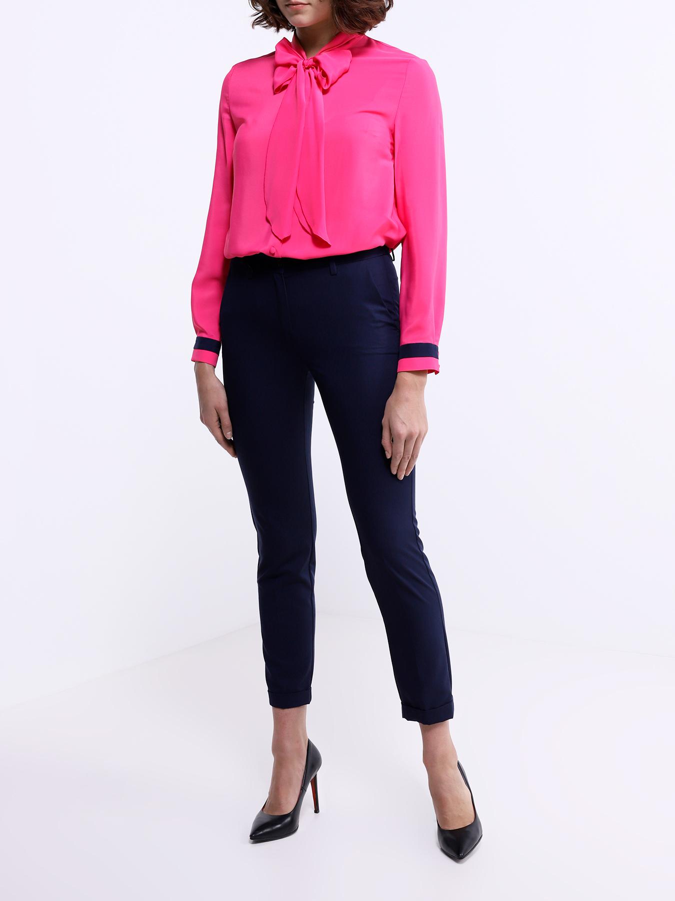 Блузка Korpo Блузка с бантом блузка lime блузка с завязками