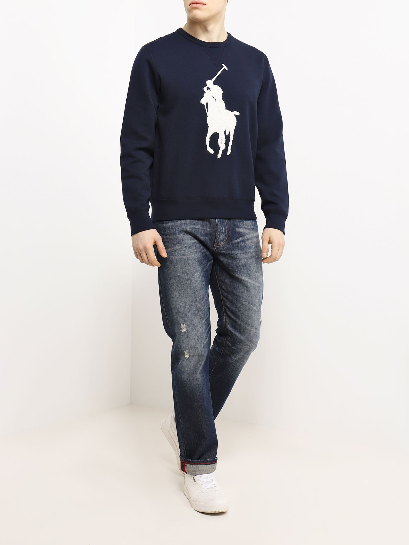 Толстовка Polo Ralph Lauren Джемпер цена 2017