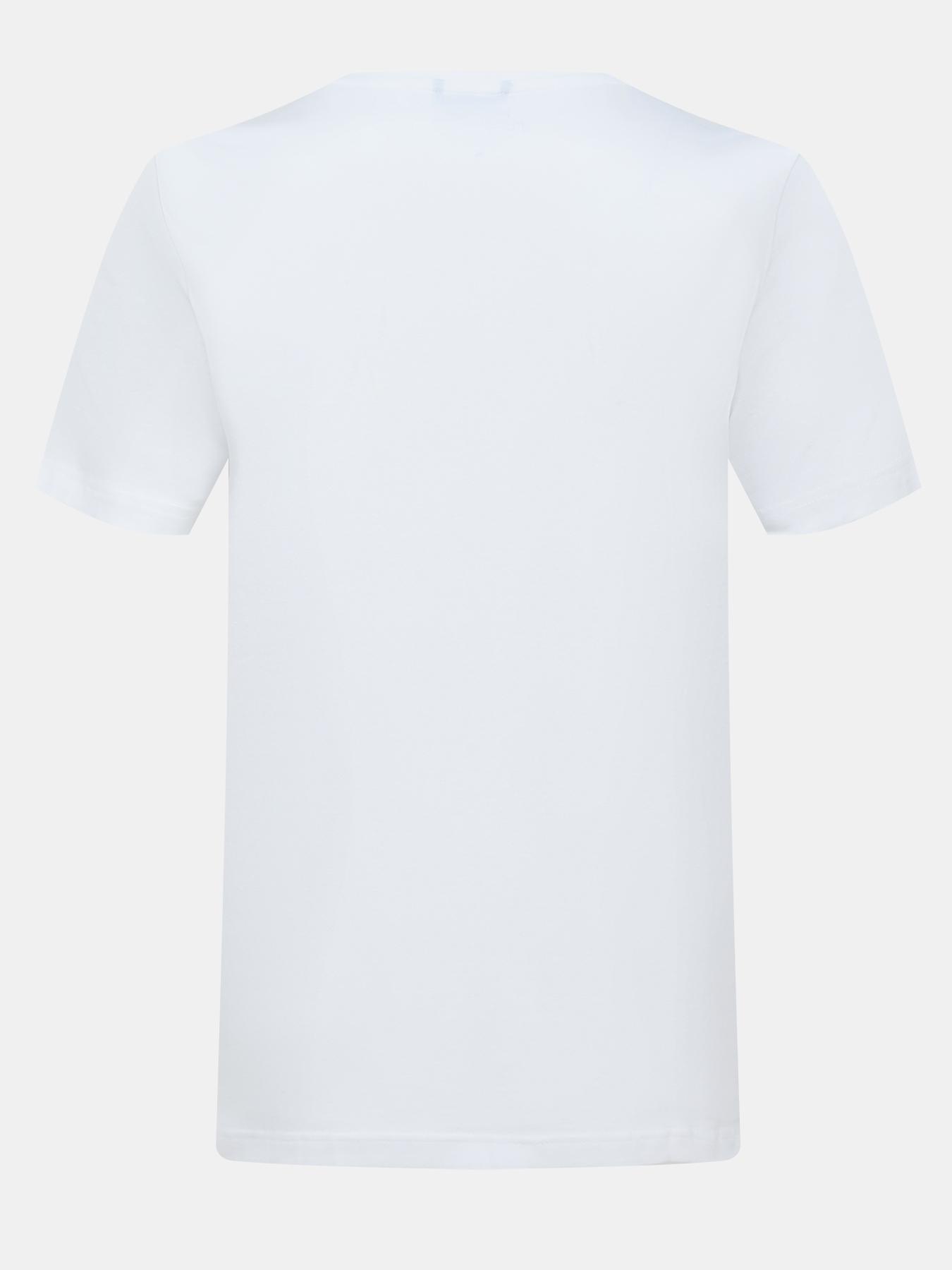 Фуфайка (футболка) Pierre Cardin Футболка мокасины pierre cardin pierre cardin mp002xm0yibe