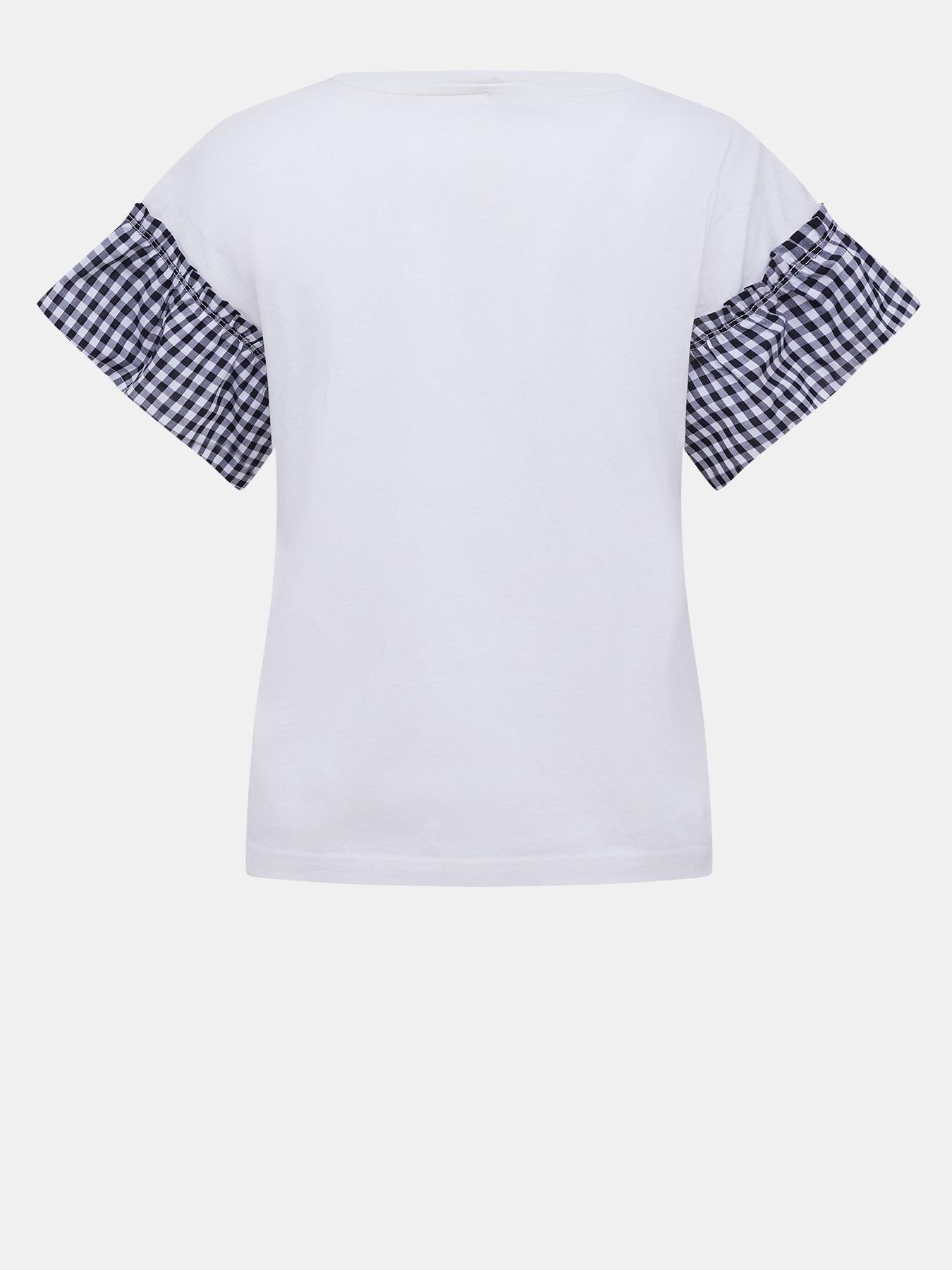 Фуфайка (футболка) Pennyblack Футболка цена 2017