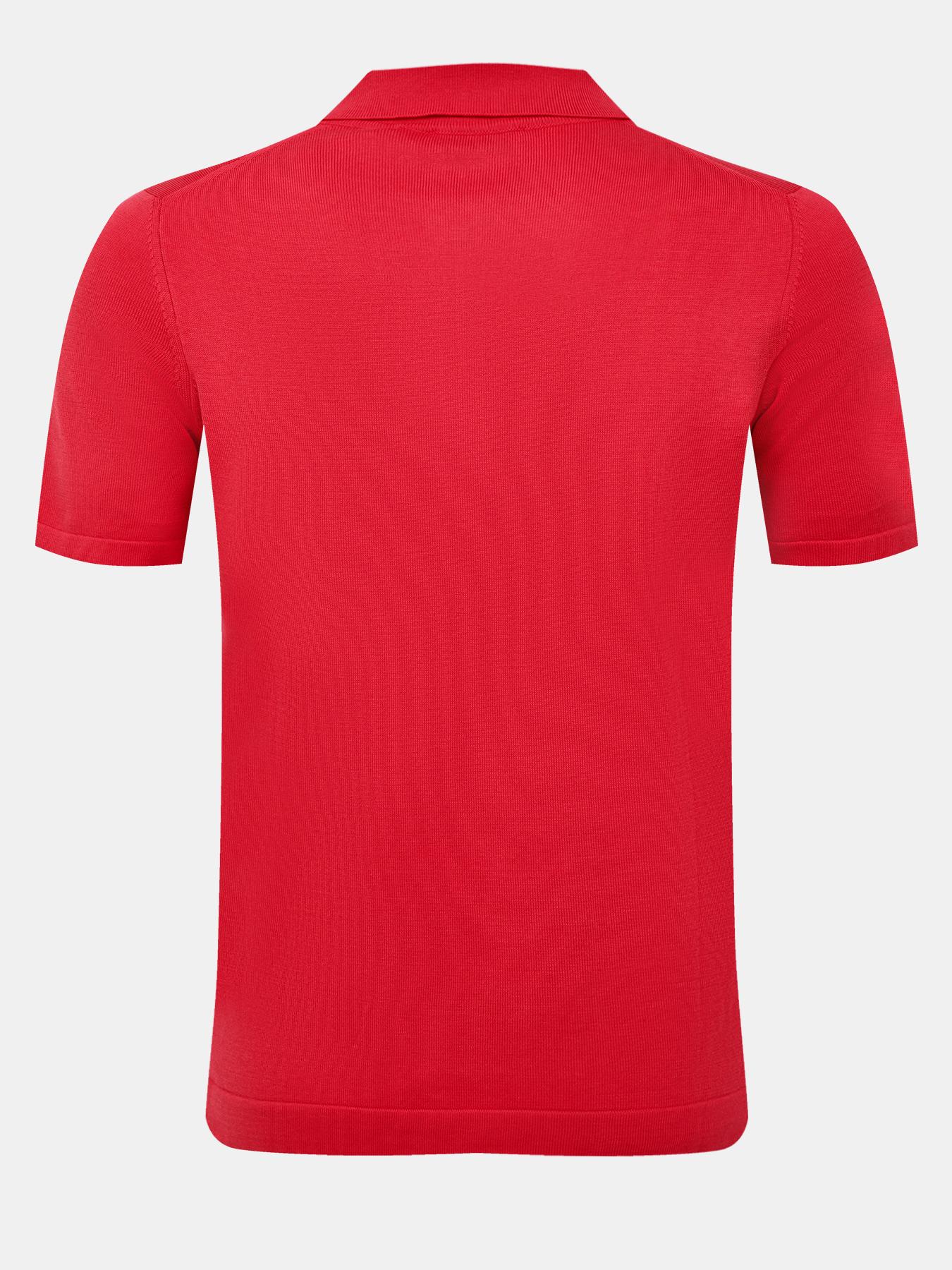 """Рубашка с воротом """"поло"""" Gran Sasso Поло"""