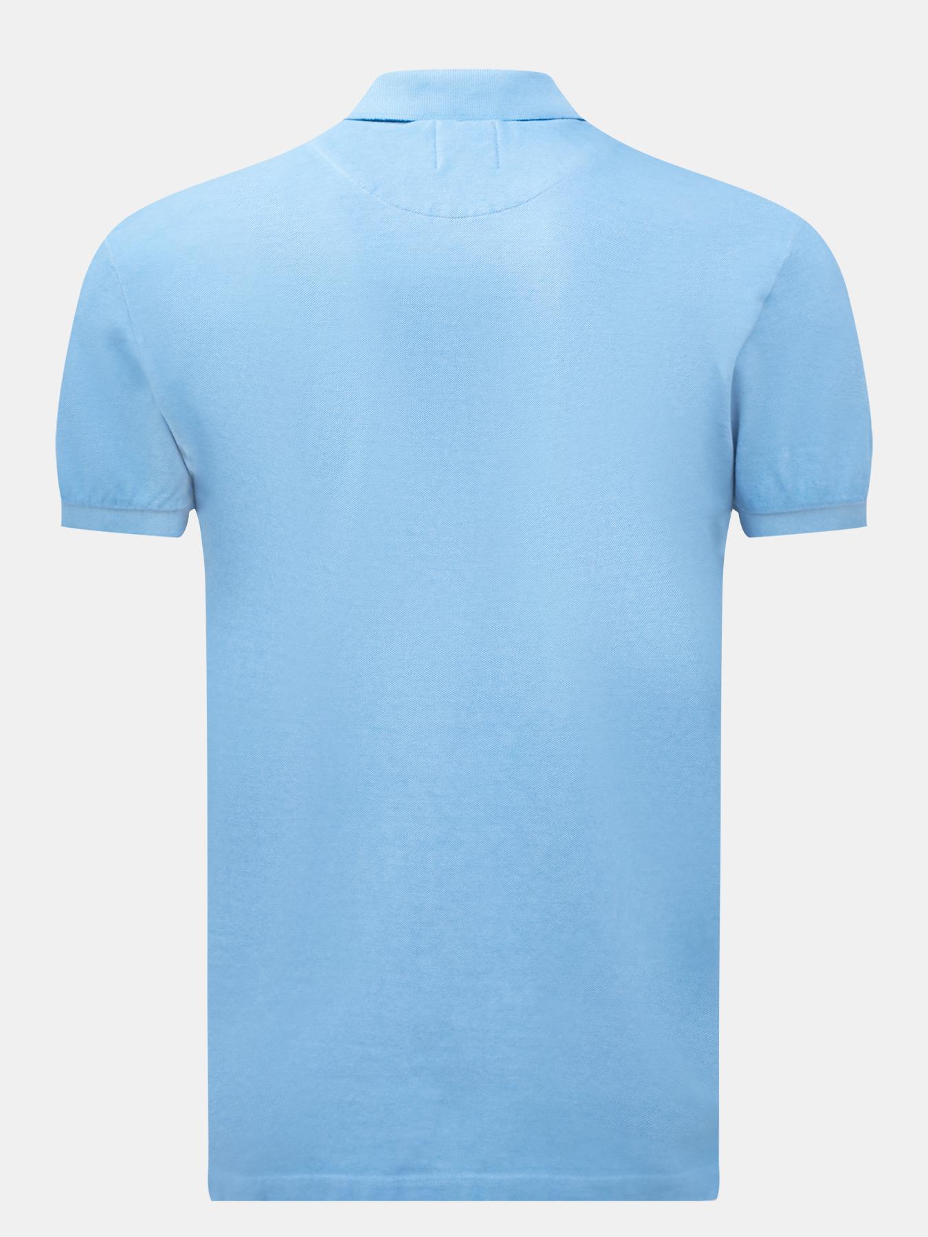 Рубашка с воротом поло Gran Sasso Поло
