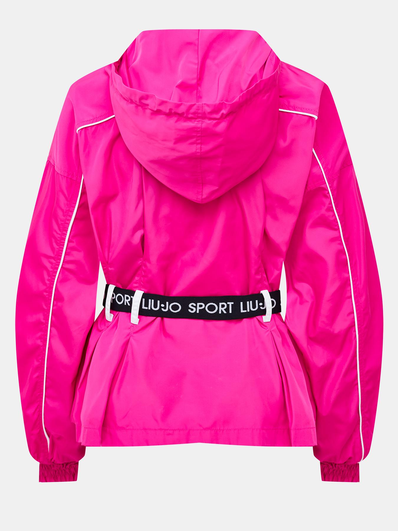 Фото - Куртка Liu Jo Sport Плащ ветровка liu jo sport t19067t5173 22222
