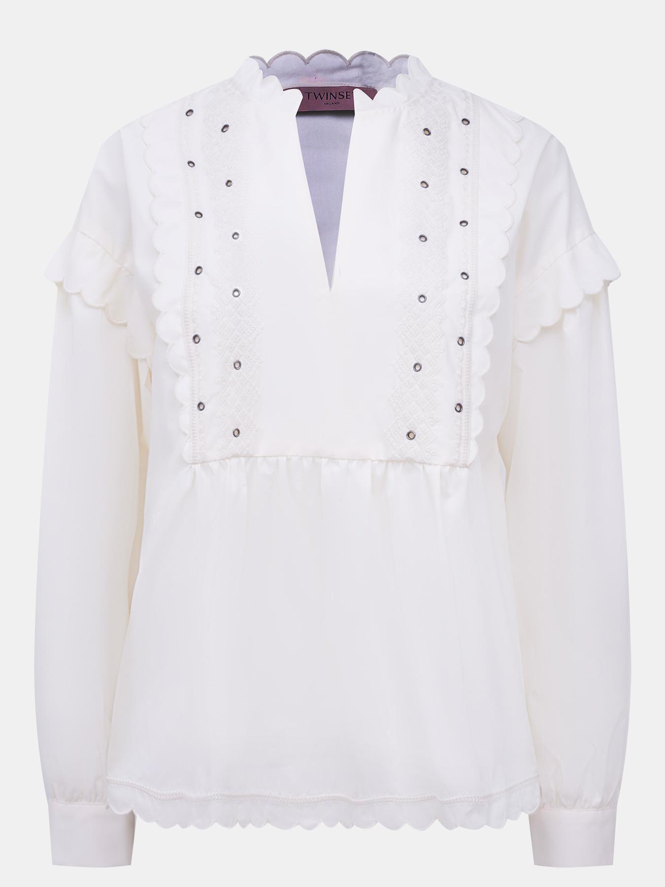 Блузки TWINSET Блузка twinset кафтан