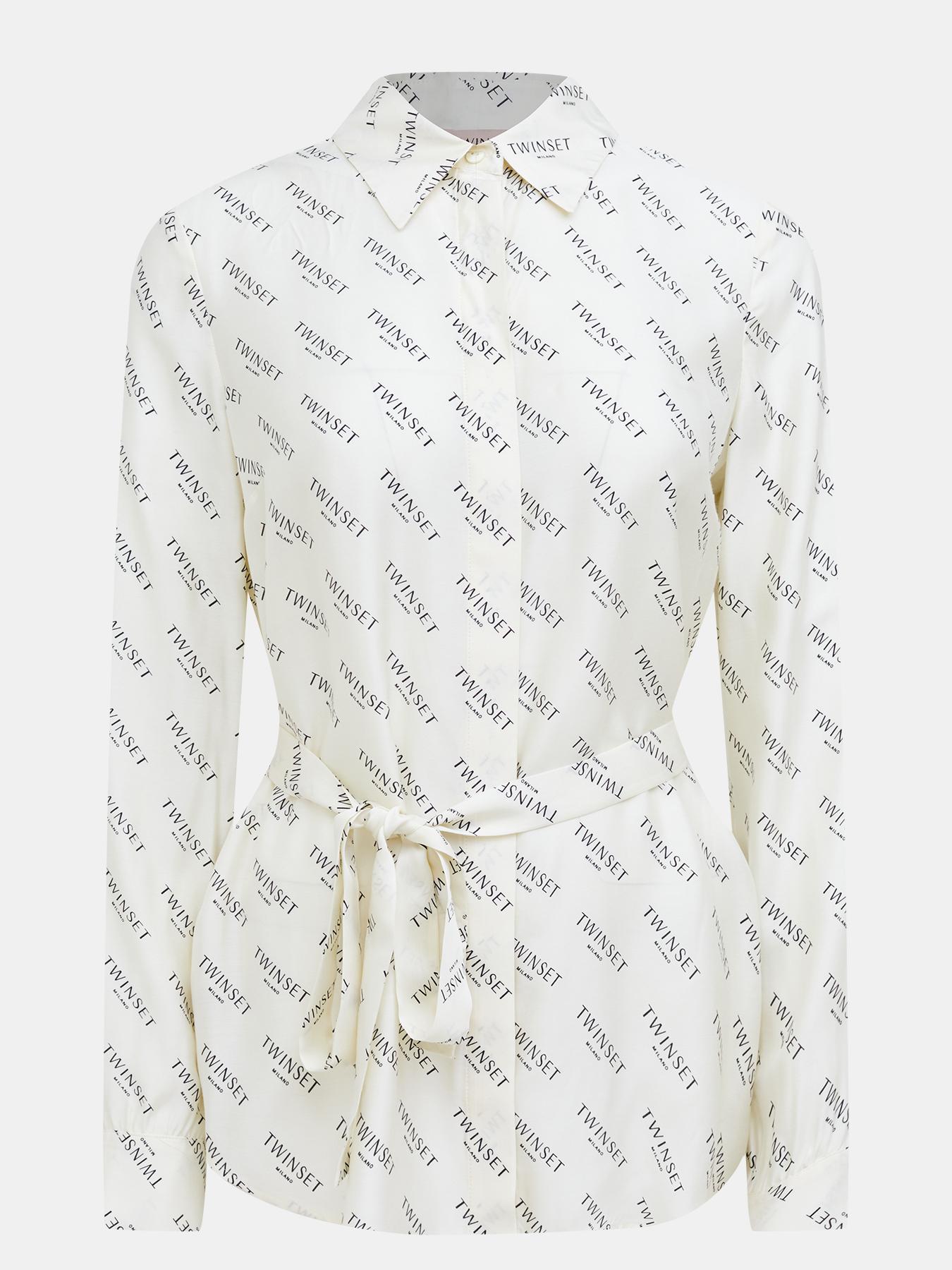 Рубашки TWINSET Рубашка twinset кафтан