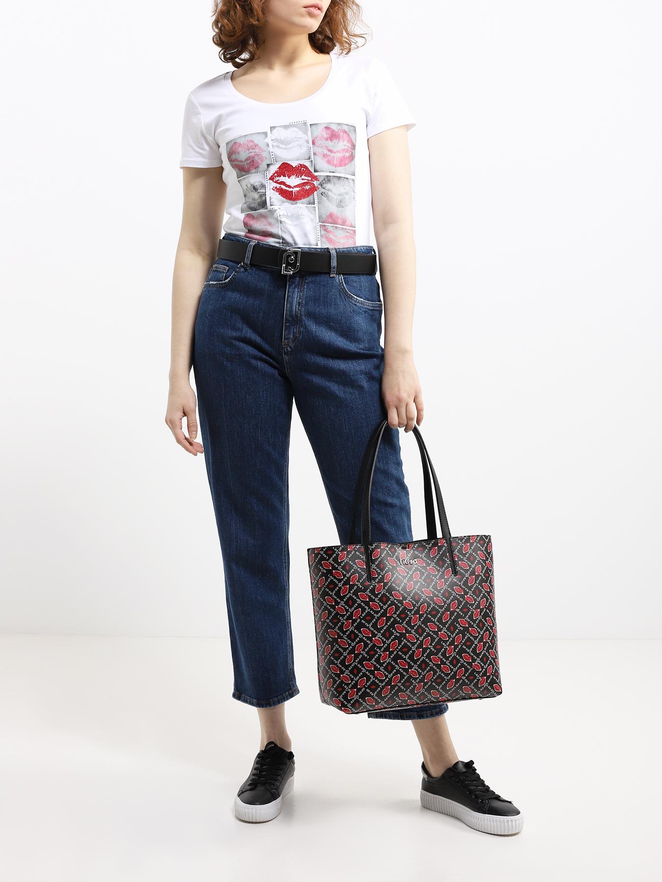 Сумка Liu Jo Женская сумка сумка fabretti fabretti fa003bmczlp6