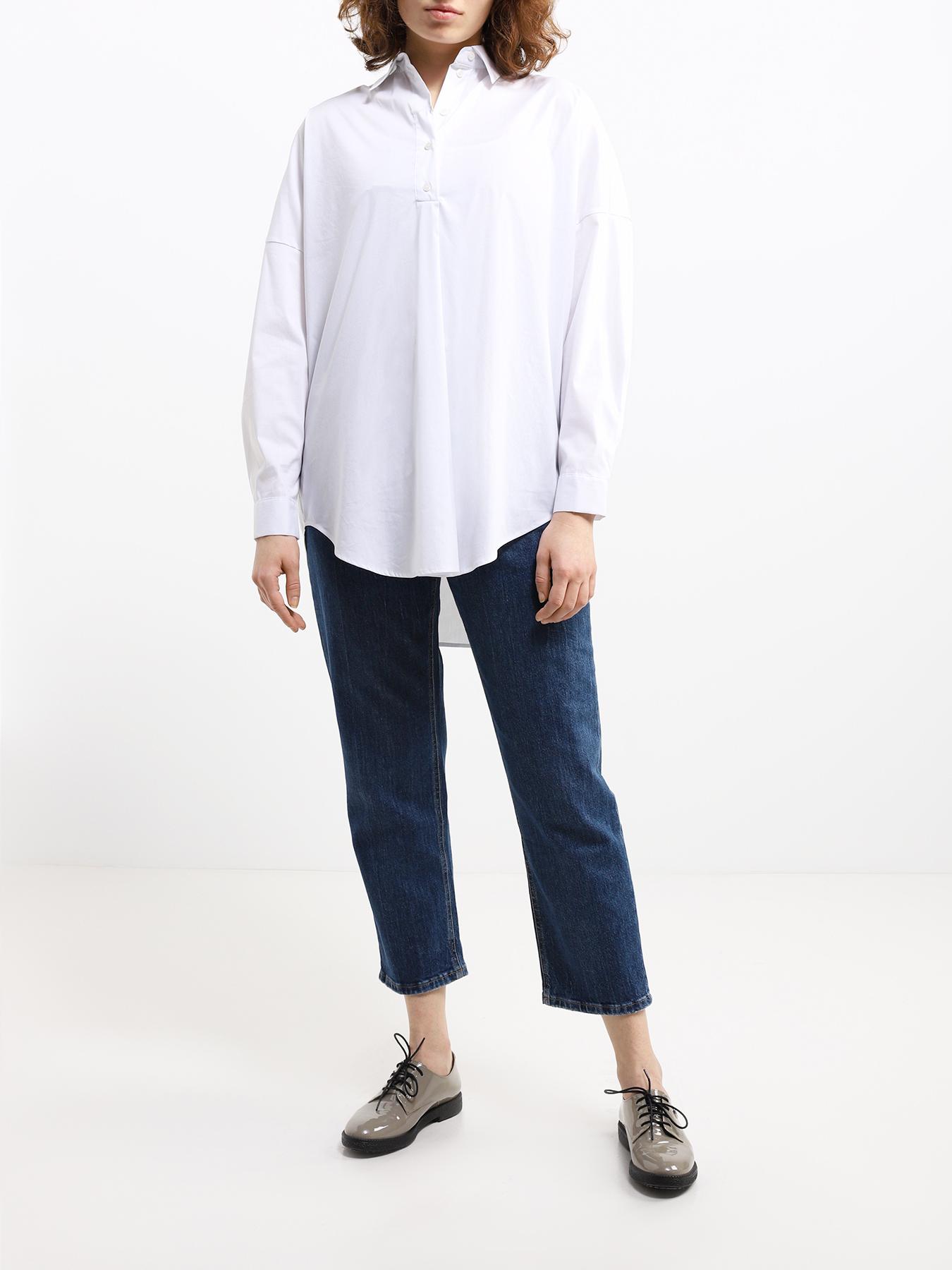 Блузка Emme Marella Рубашка Fascia