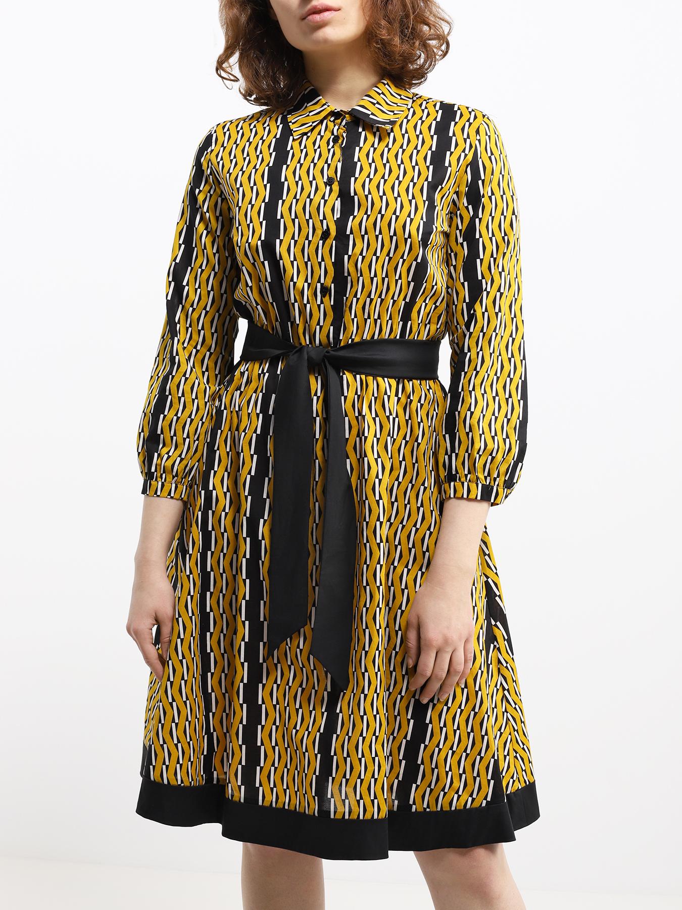 Платья Emme Marella Платье с поясом Roger 605445 фото