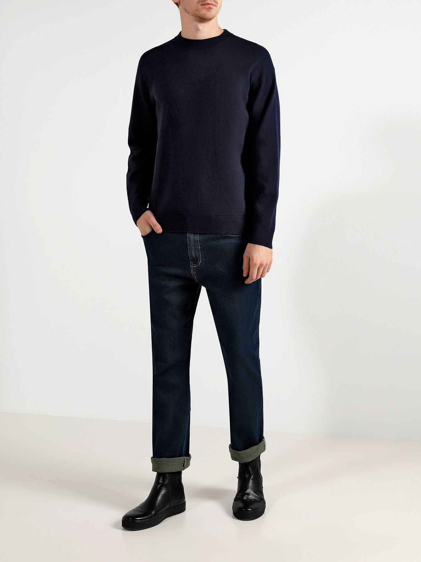 Джемпер BOSS Свитер Kambridge свитер boss свитер afairbus