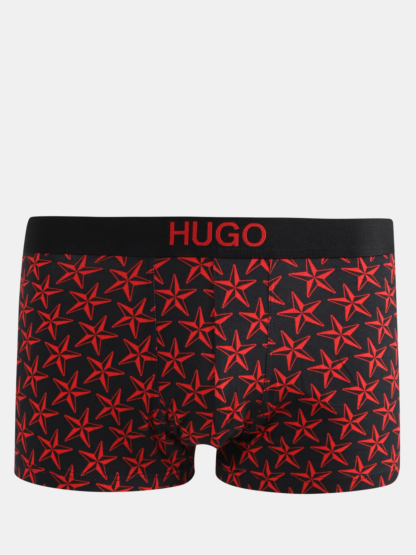 Трусы HUGO Мужские боксеры Trunk Brother (2 шт) купальник nabaiji плавки–боксеры мужские 500 stab allstel синие