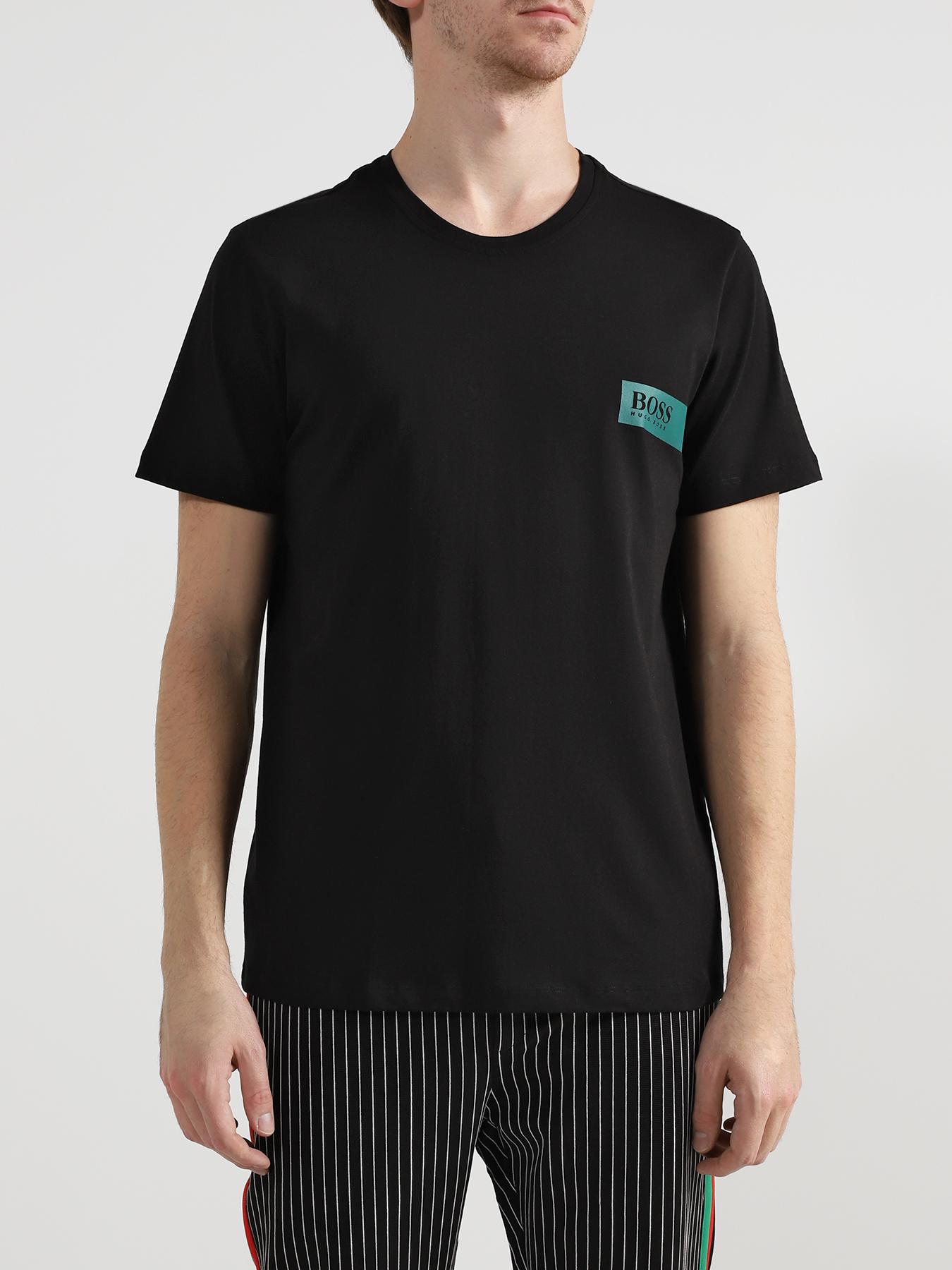 Футболки BOSS Мужская футболка T Shirt