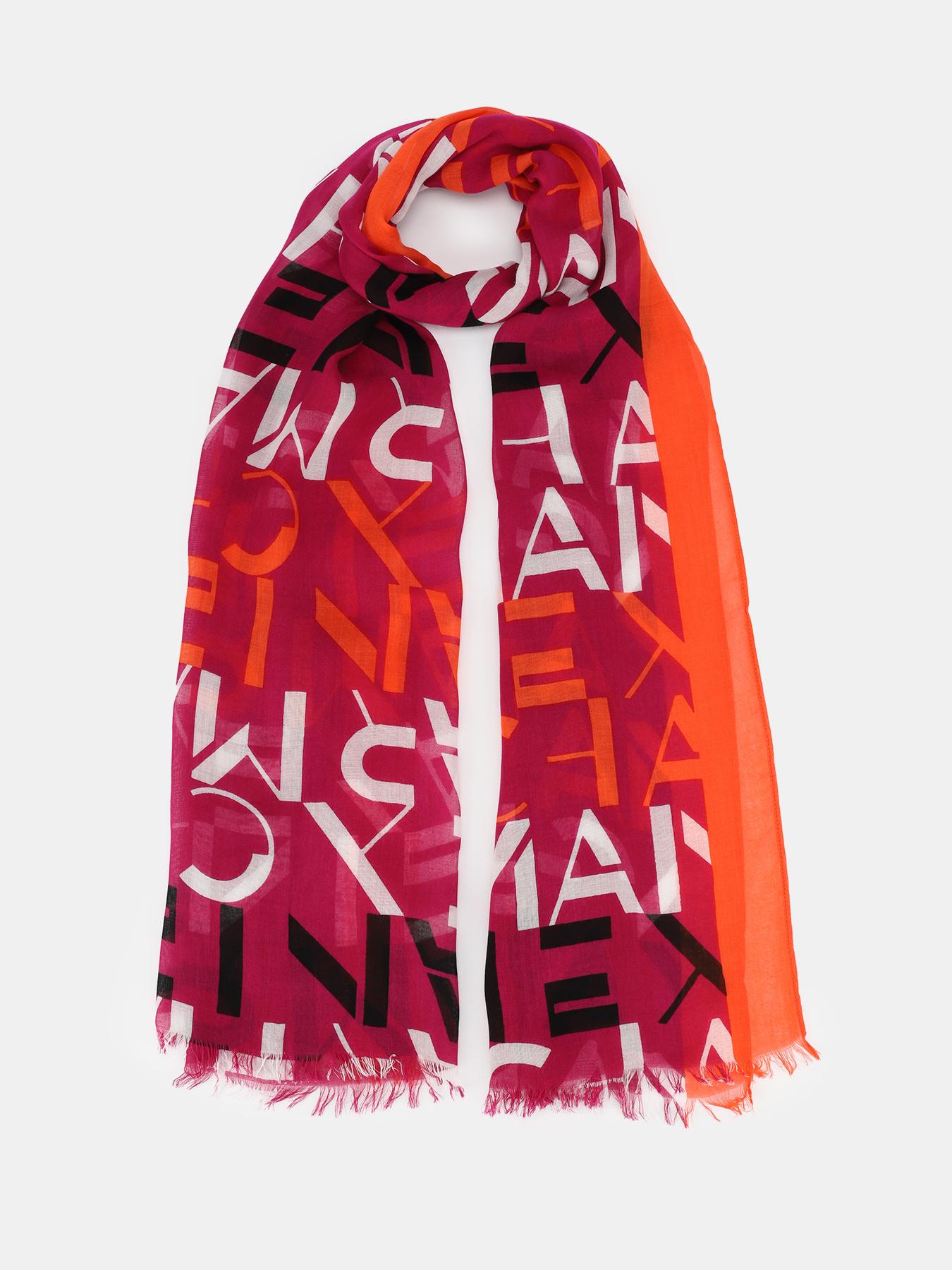 Фото - Шарфы Armani Exchange Женский шарф шарфы emporio armani мужской шарф