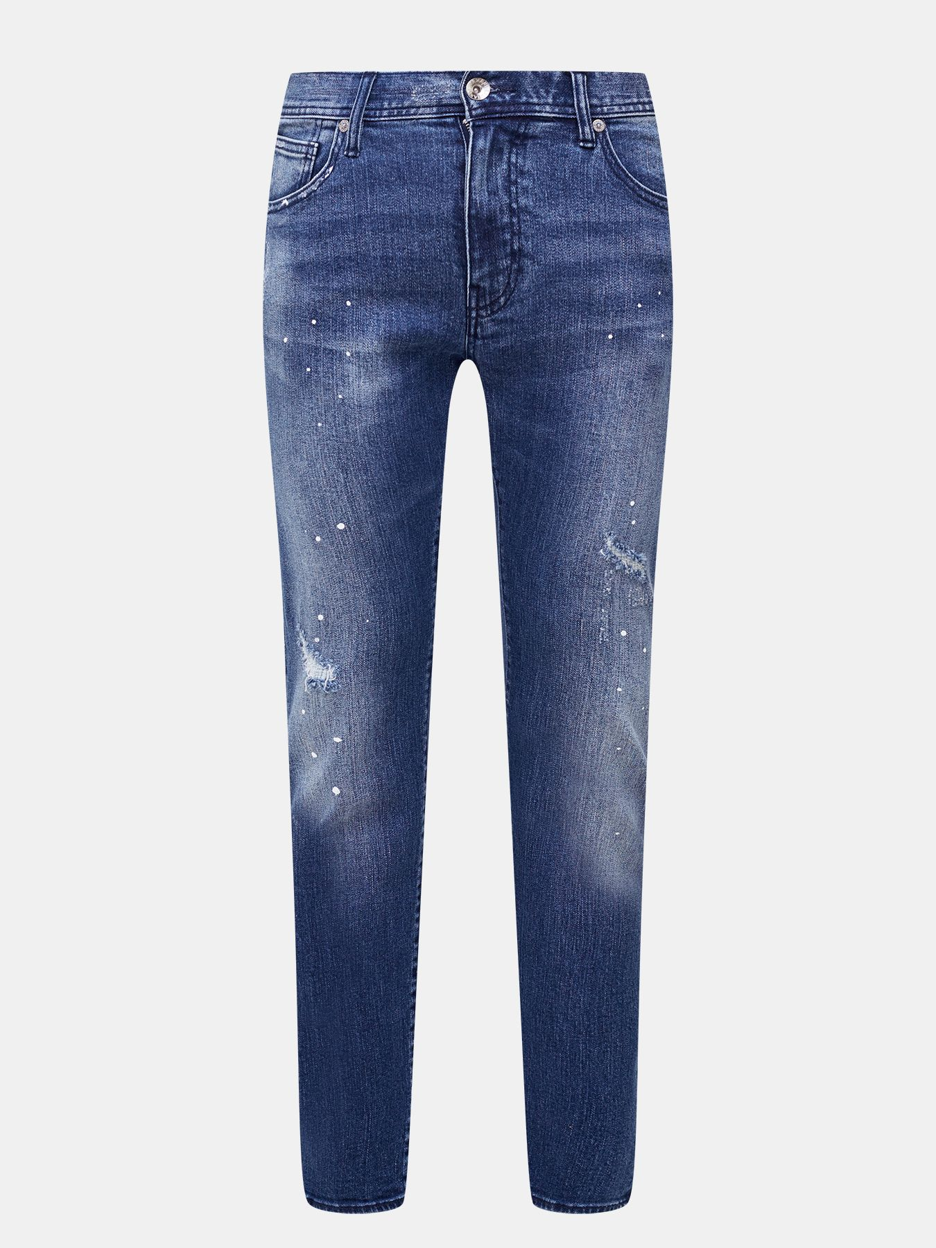 Джинсы Armani Exchange Джинсы J13 брюки armani exchange джинсы с потертостями j27