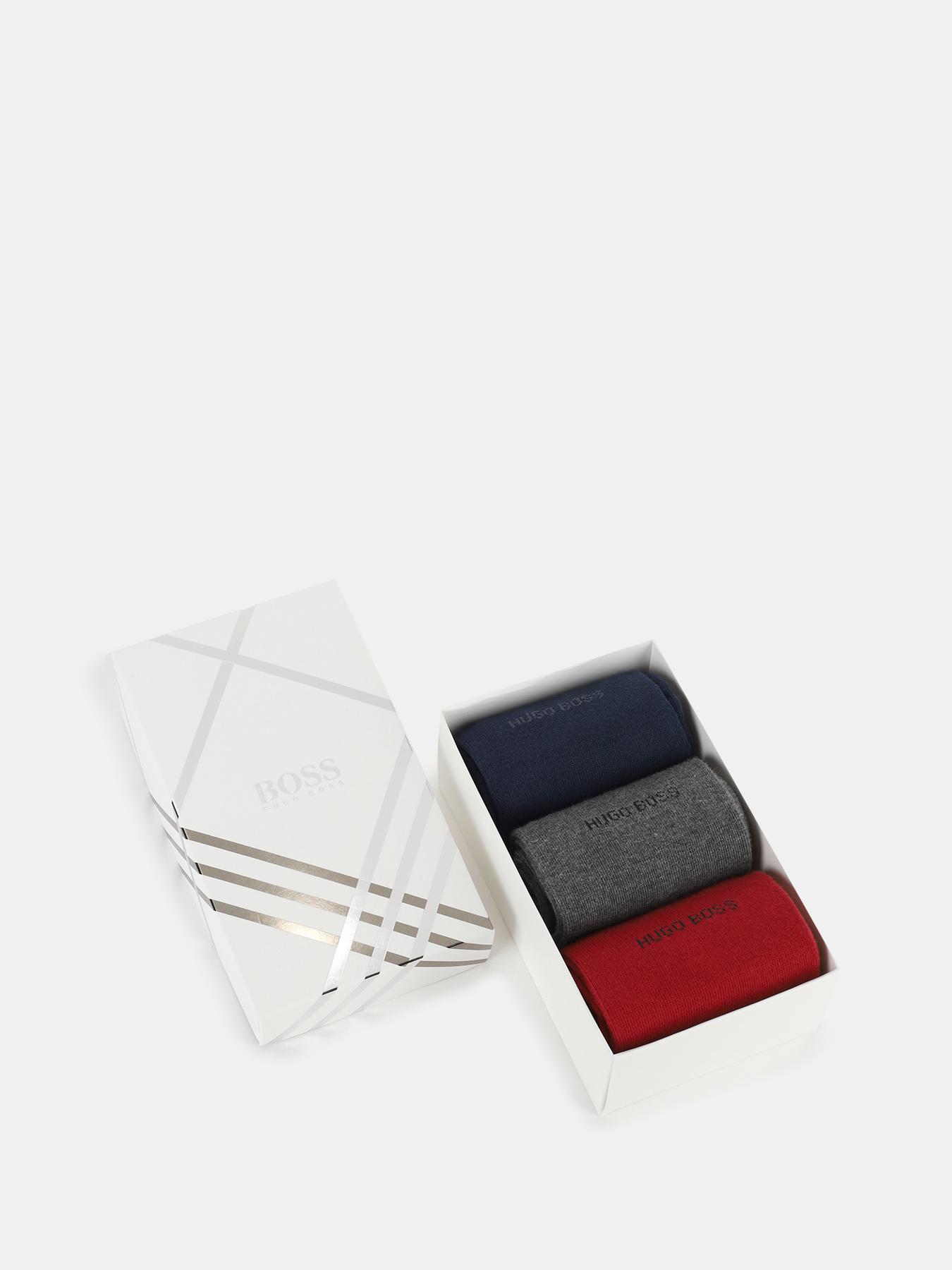 Носки BOSS Носки Gift UniCC (3 шт)