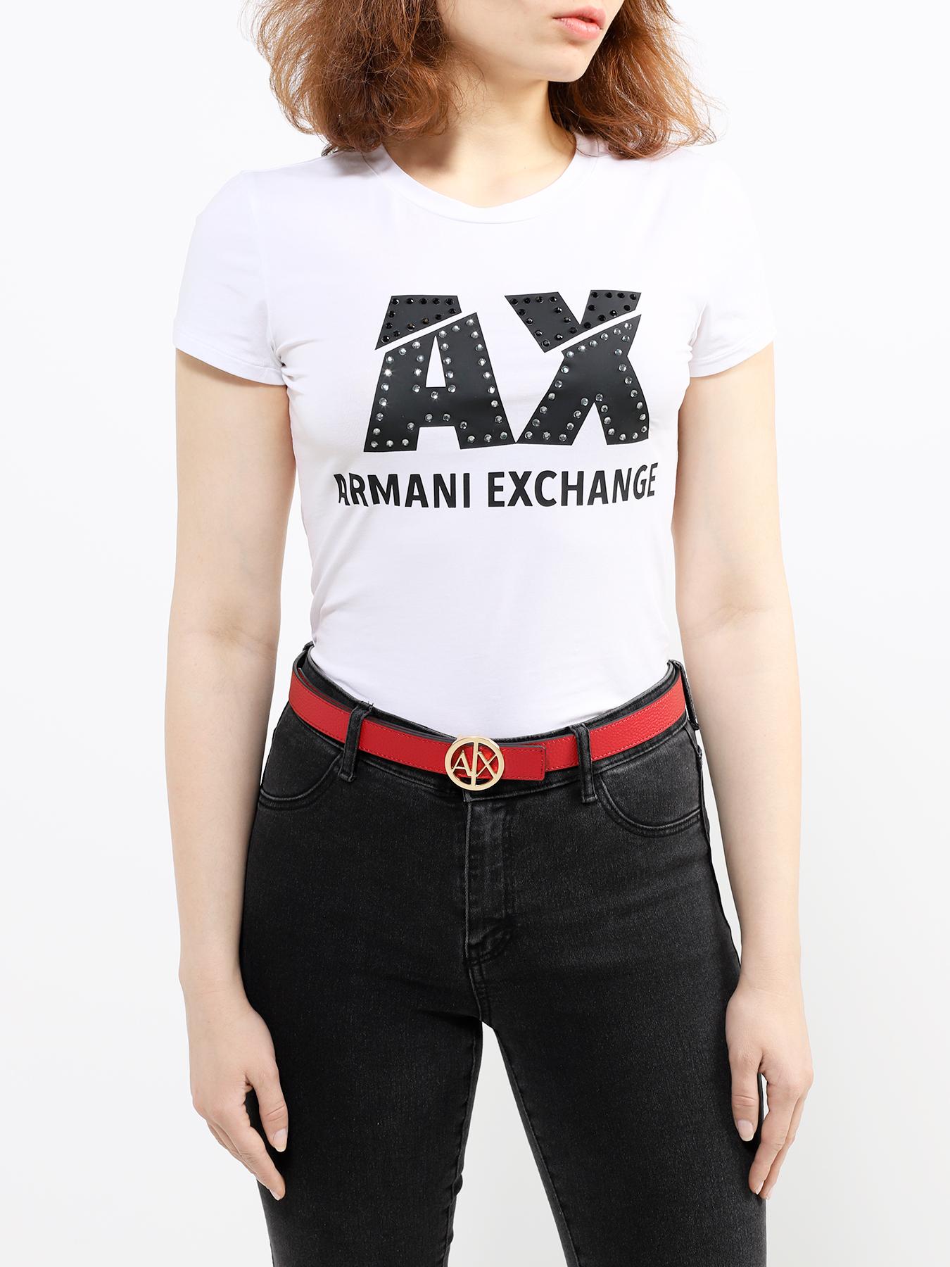 ремень armani exchange armani exchange ar037dwbkwq8 Ремень Armani Exchange Ремень