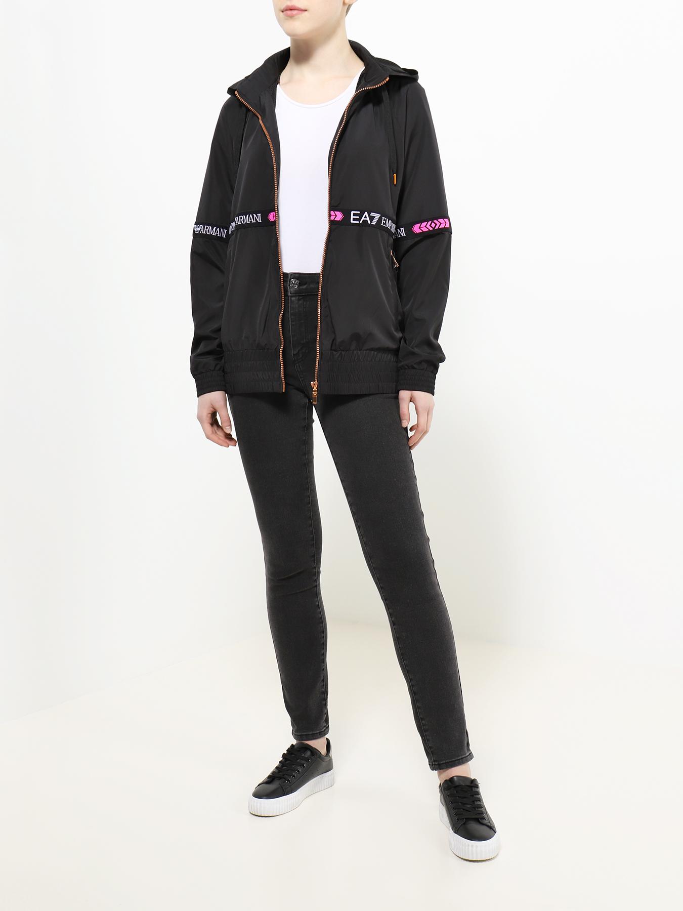 Куртка EA7 Emporio Armani Женская ветровка